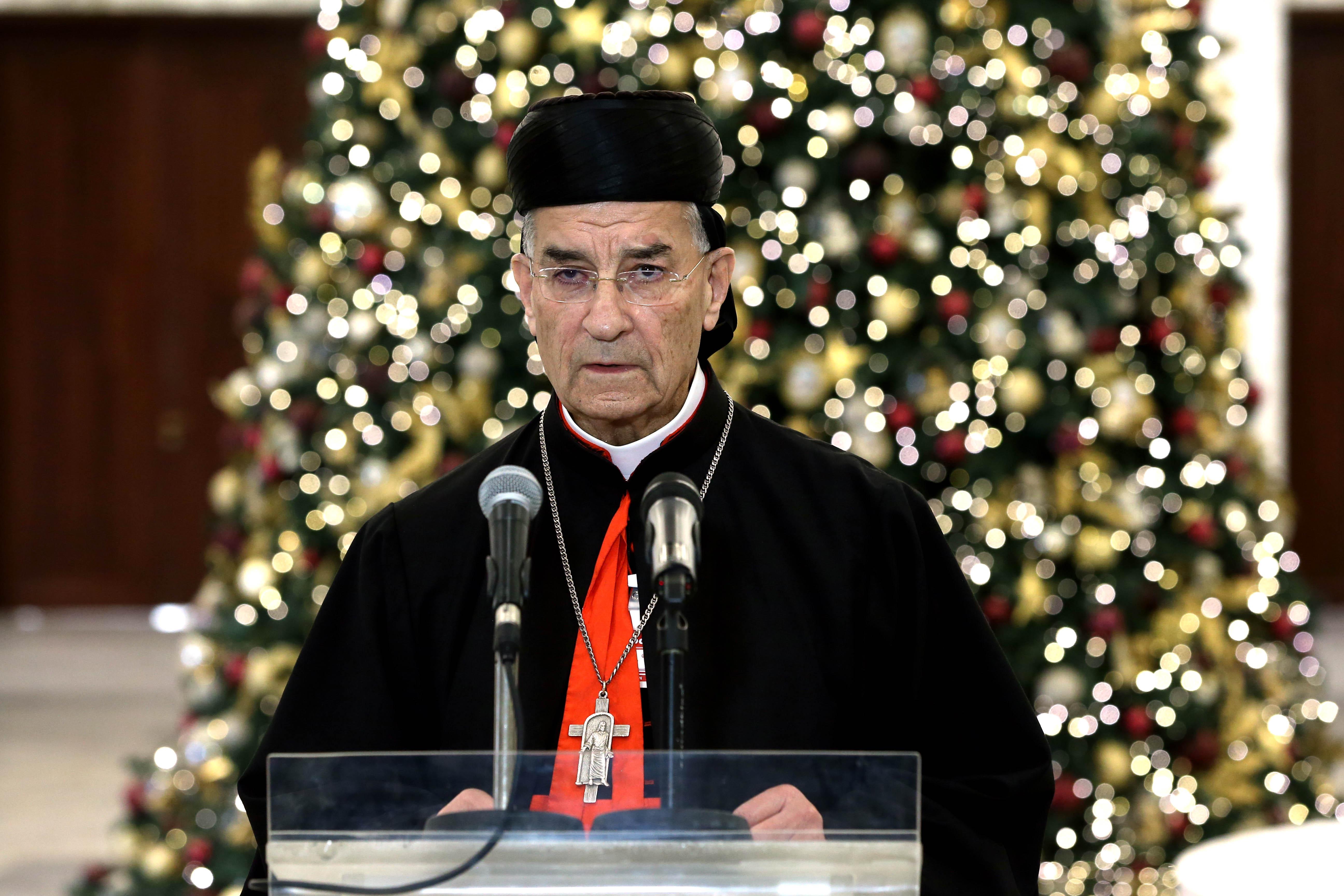 02 - Patriarch Moran Mor Bechara Boutros al-Rahi 01  - Copy copy
