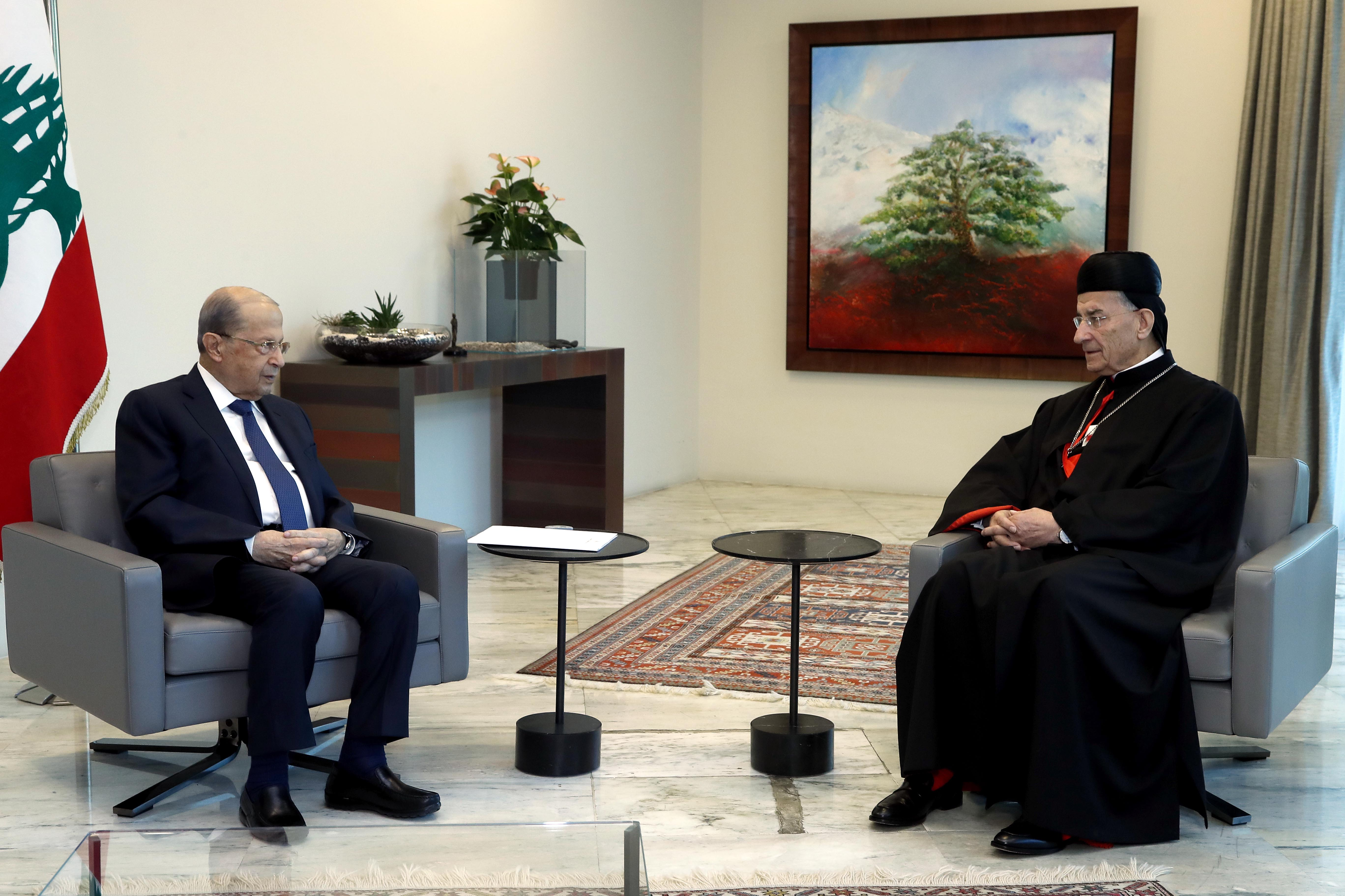 02 - Patriarch Moran Mor Bechara Boutros al-Rahi copy