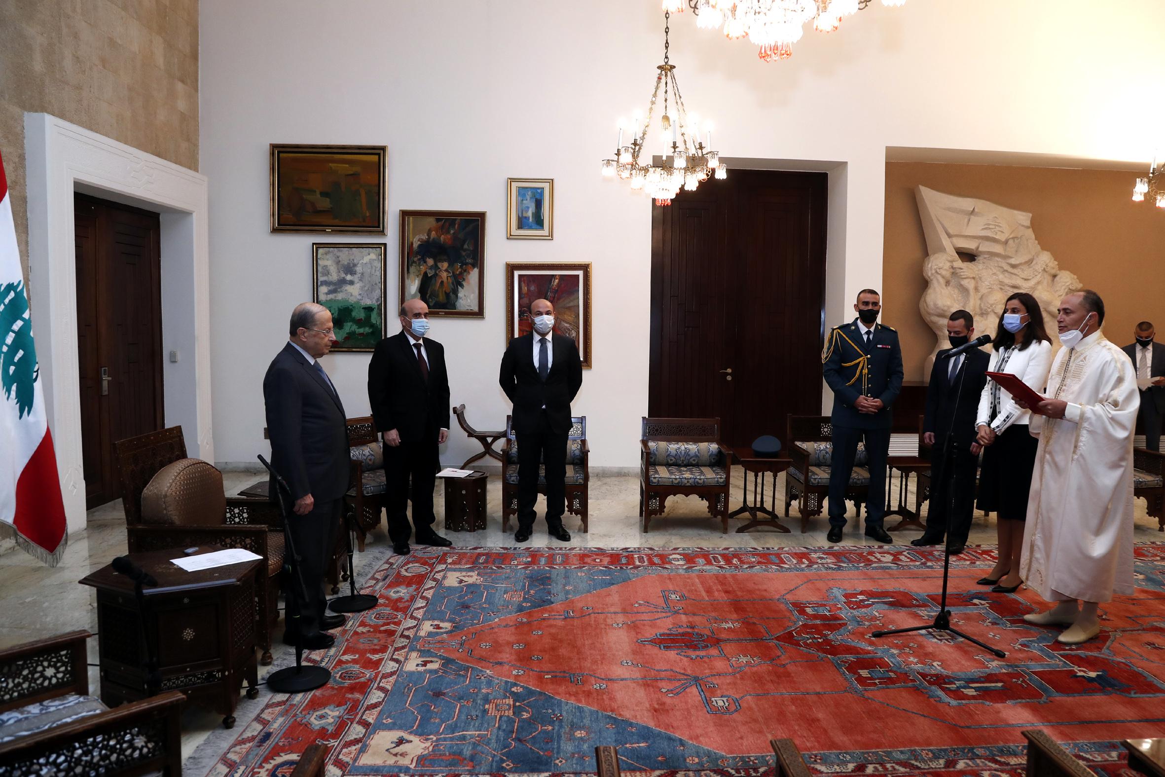 1 - Ambassador  Bouraoui LIMAM (1)