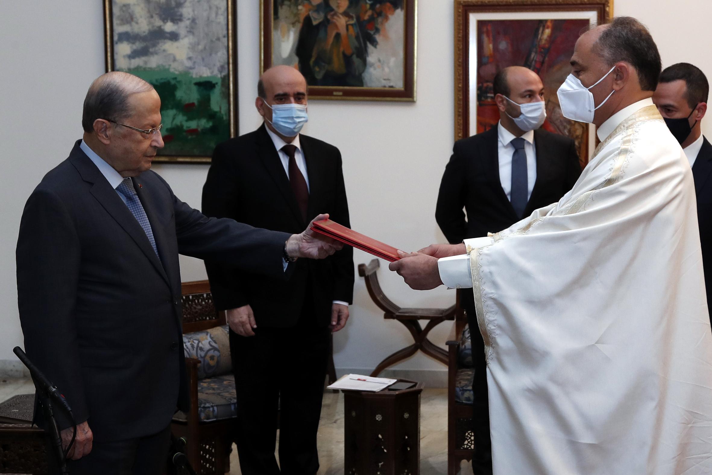 1 - Ambassador  Bouraoui LIMAM (2)