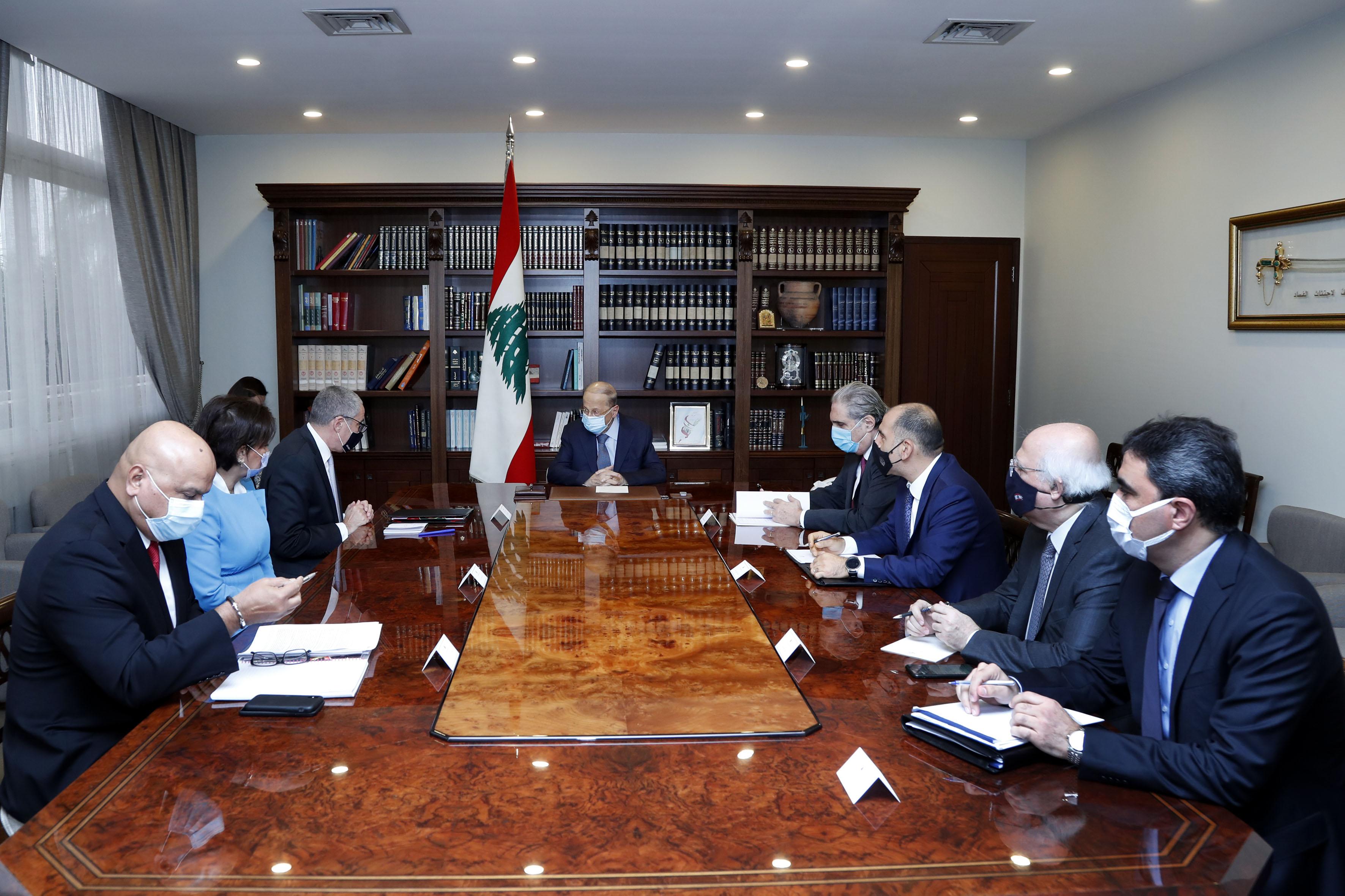 1 - Ralph Tarraf, the New Ambassador of the European Union to Lebanon (1)