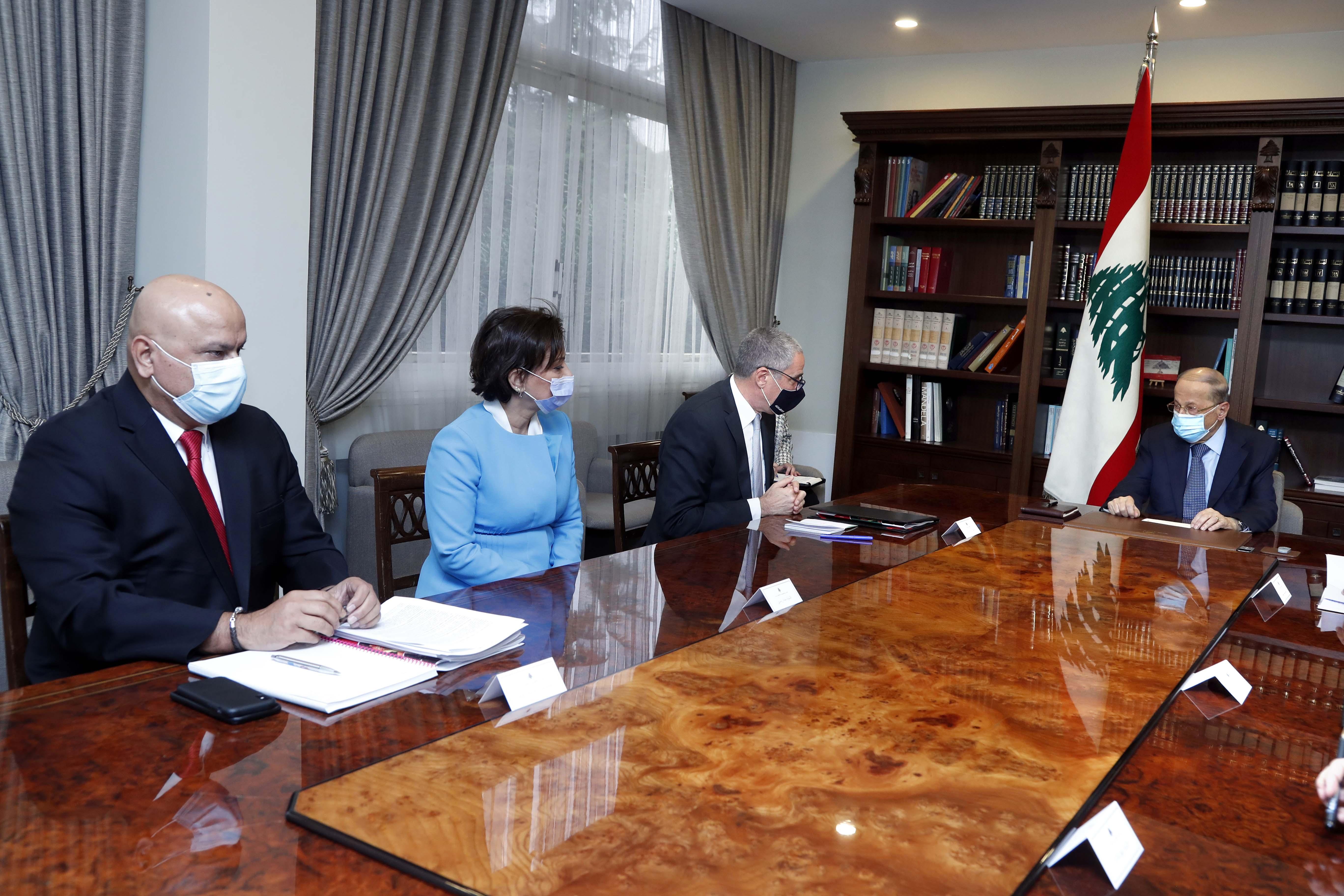 1 - Ralph Tarraf, the New Ambassador of the European Union to Lebanon (2)