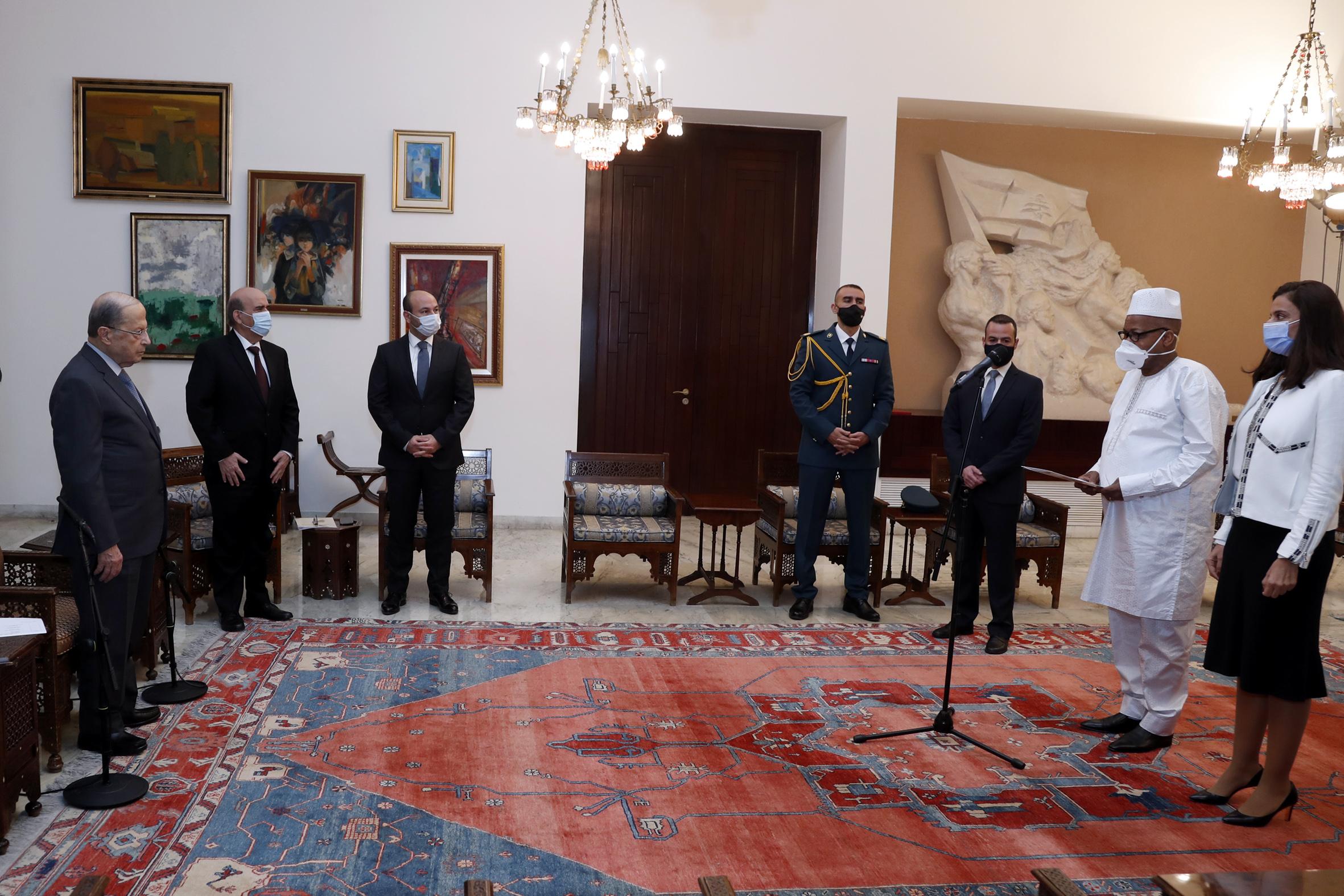 2 - Ambassador Alie Babara KAMARA (1)