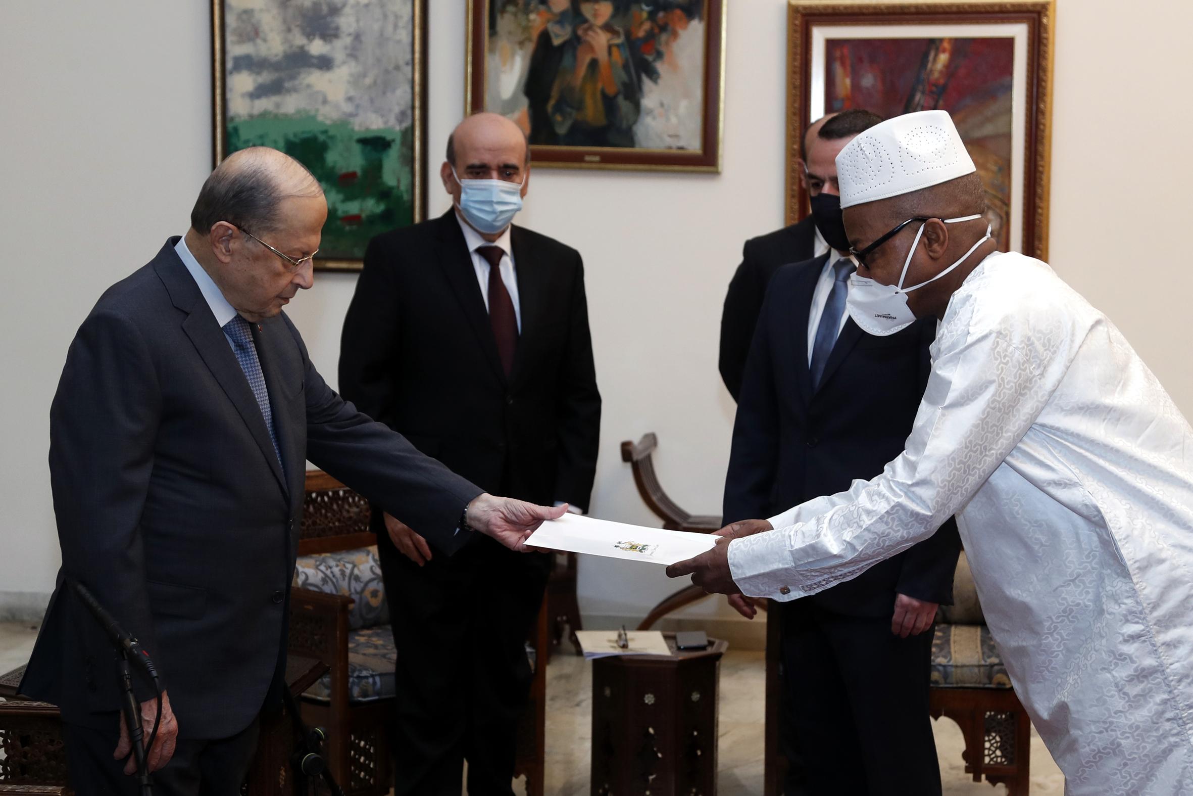 2 - Ambassador Alie Babara KAMARA (2)