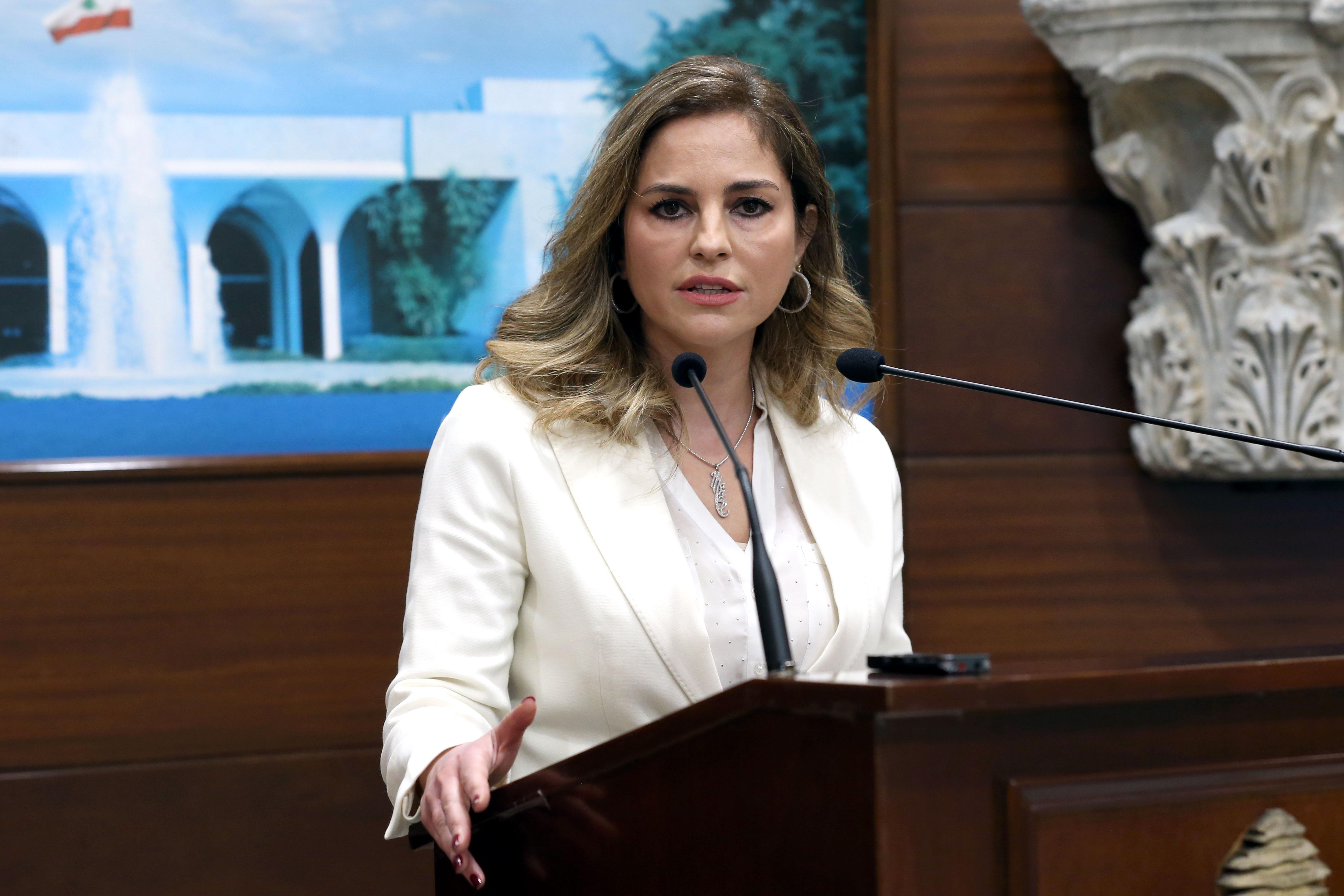 2 - Minister Manal Abdel Samad (2)