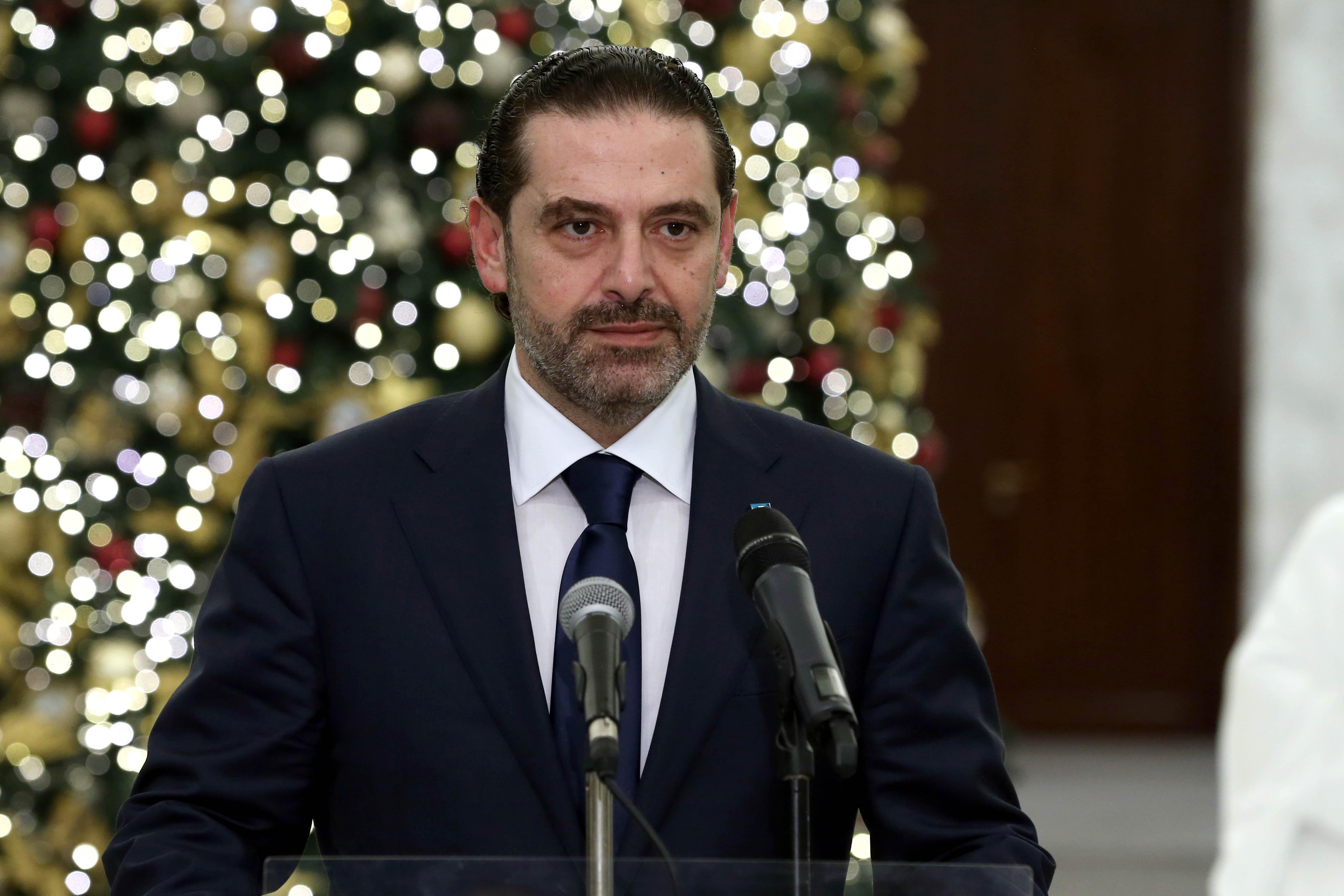 3 - Designated PM Saad Hariri (4)