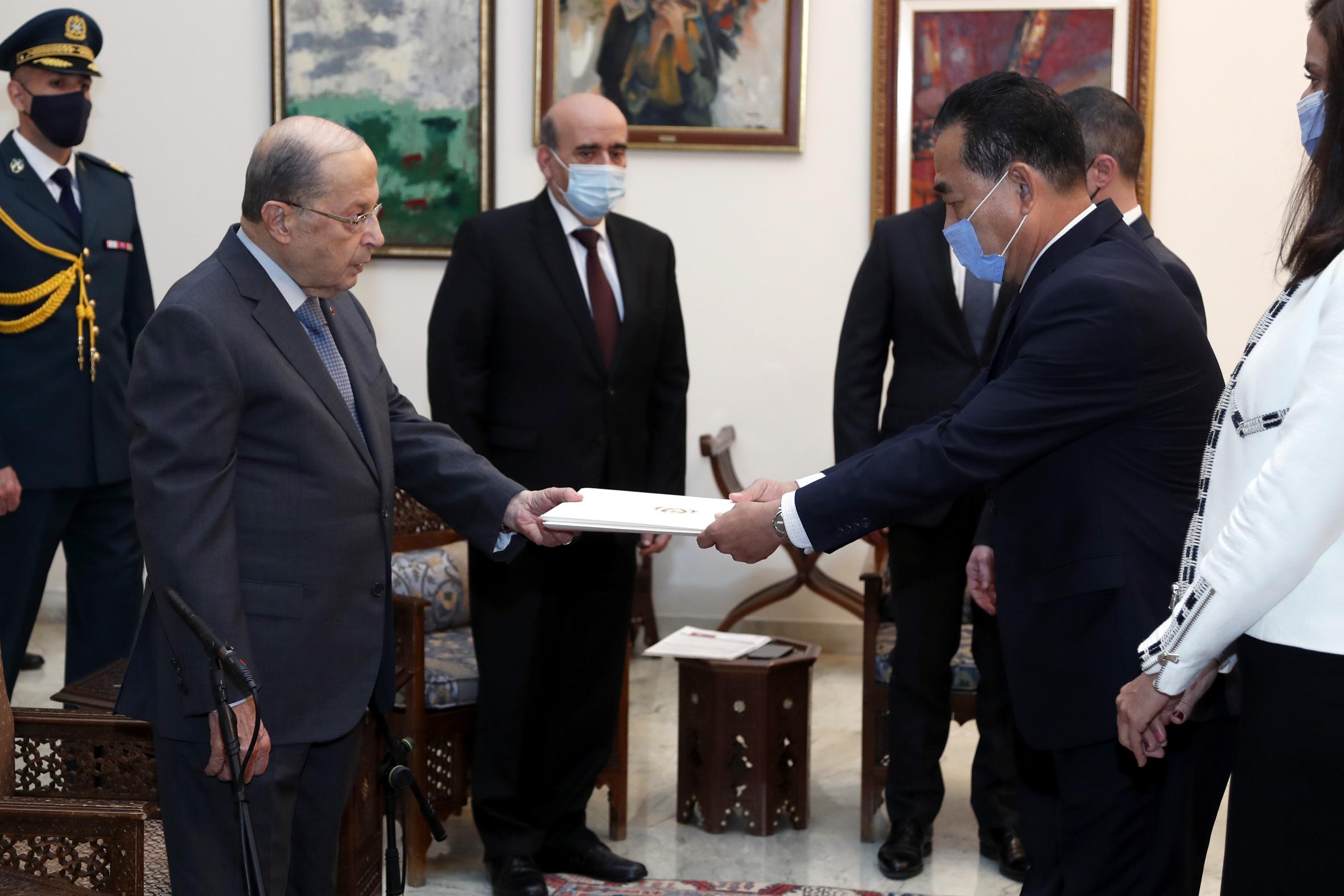 4 - Ambassador Mun Jong NAM (2)