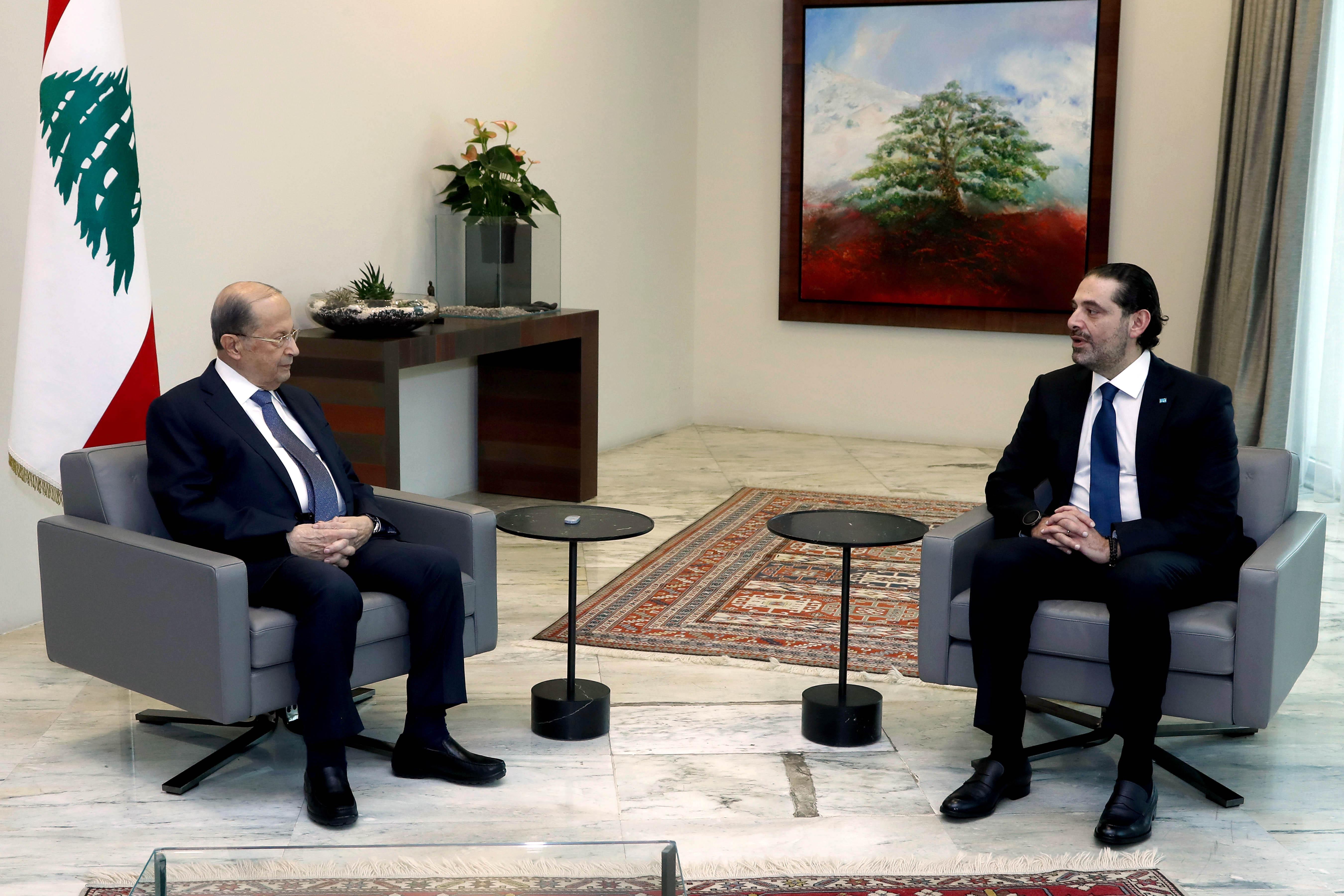 4 - Designated PM Saad Hariri (2)