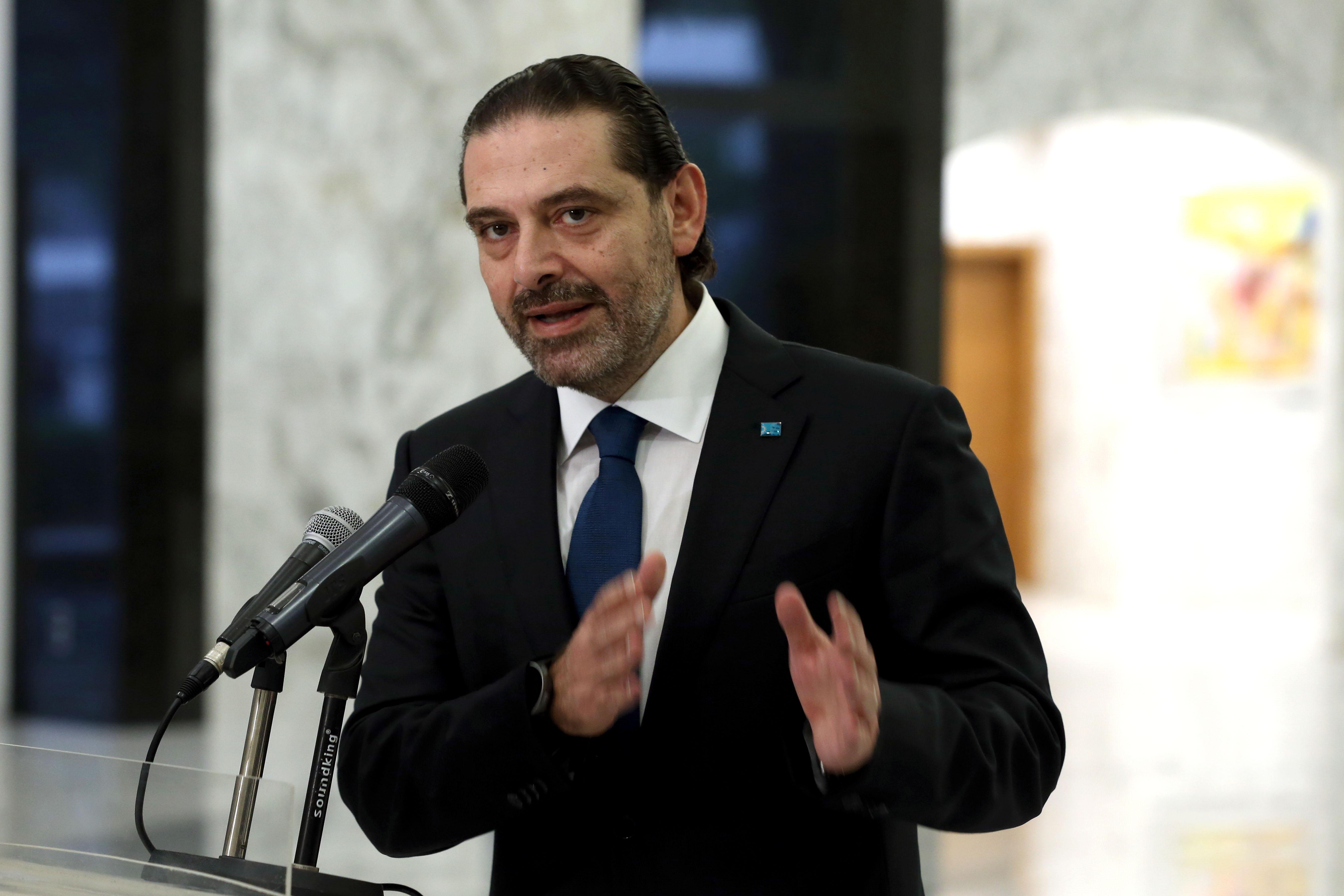 4 - Designated PM Saad Hariri (5)