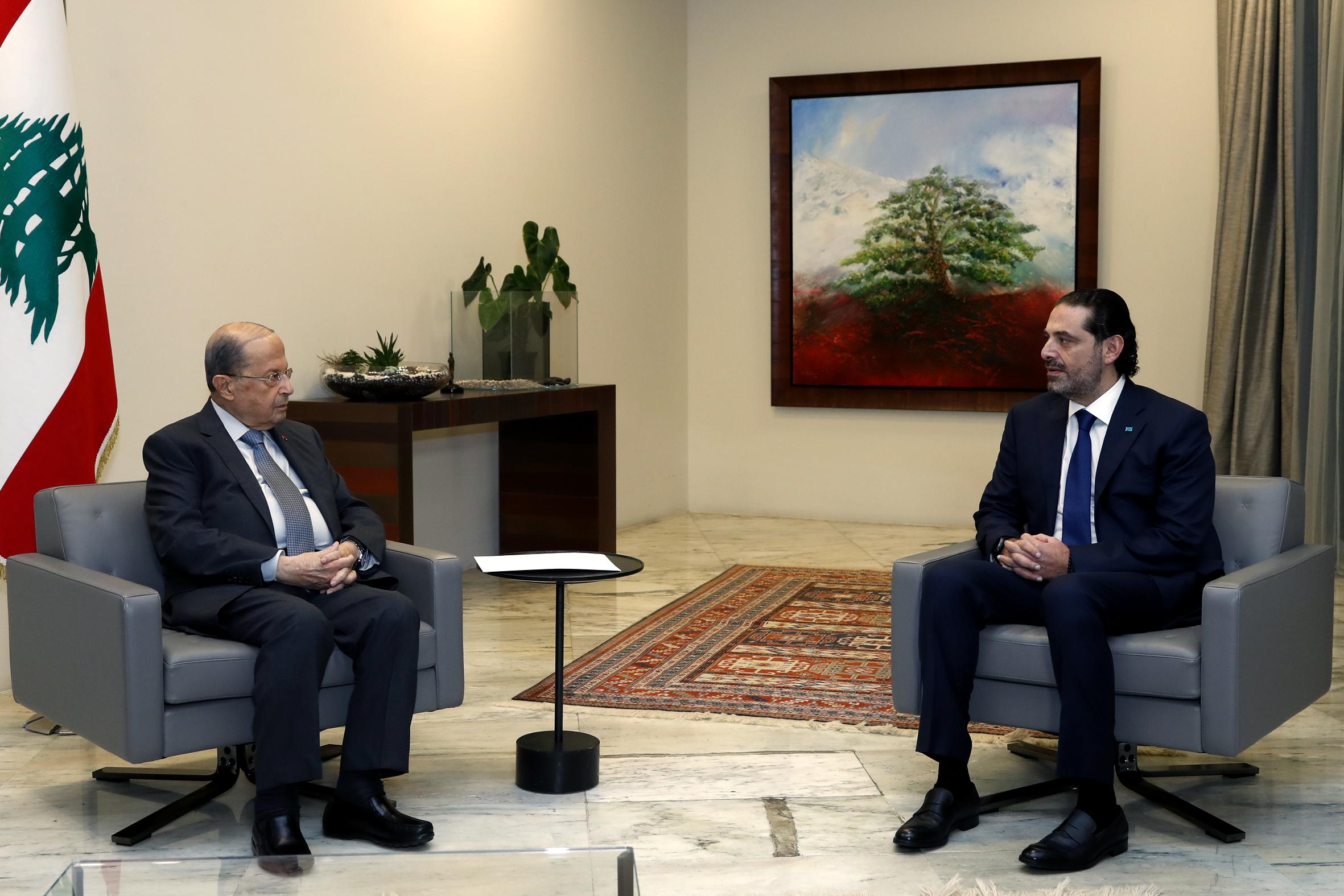 5- Designated PM Saad Hariri (2)