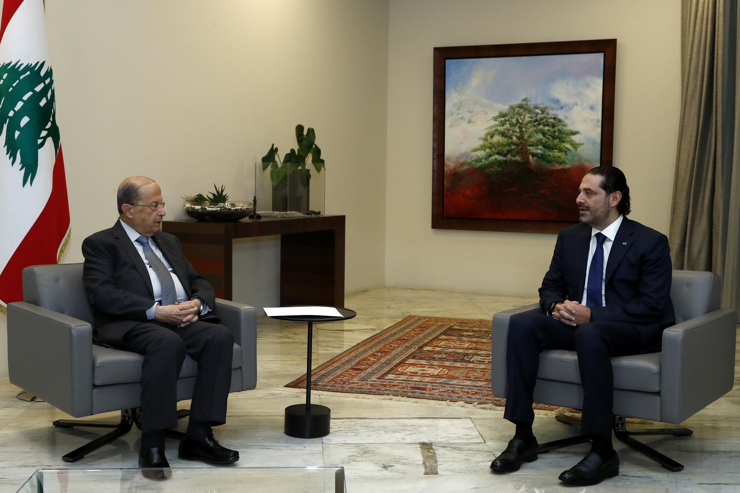 5- Designated PM Saad Hariri (3)
