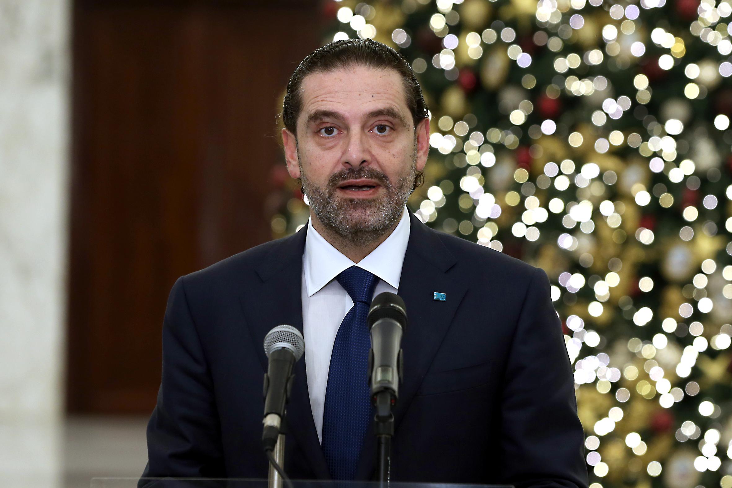 5- Designated PM Saad Hariri (5)