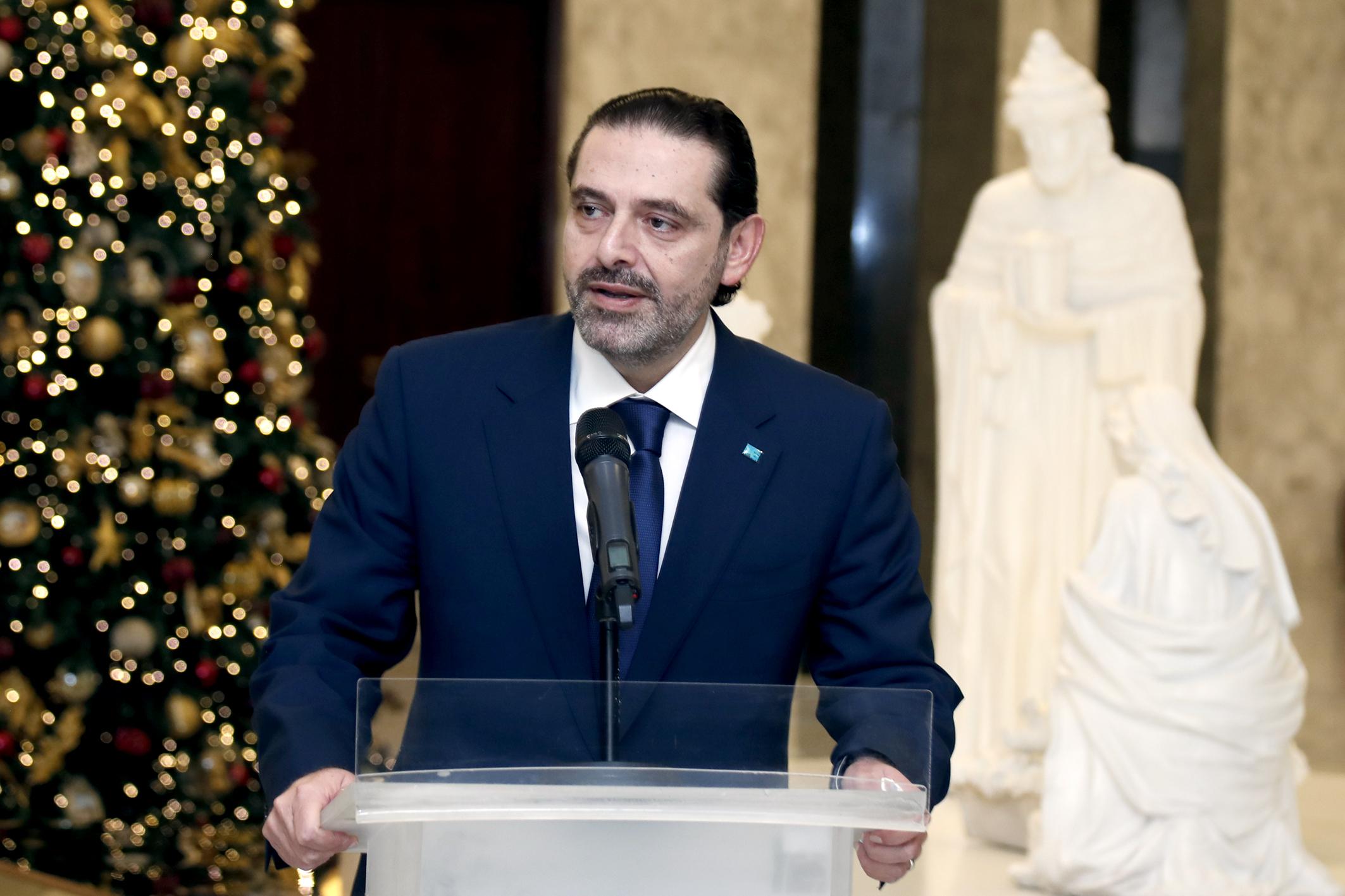 Designated PM Saad Hariri (4)