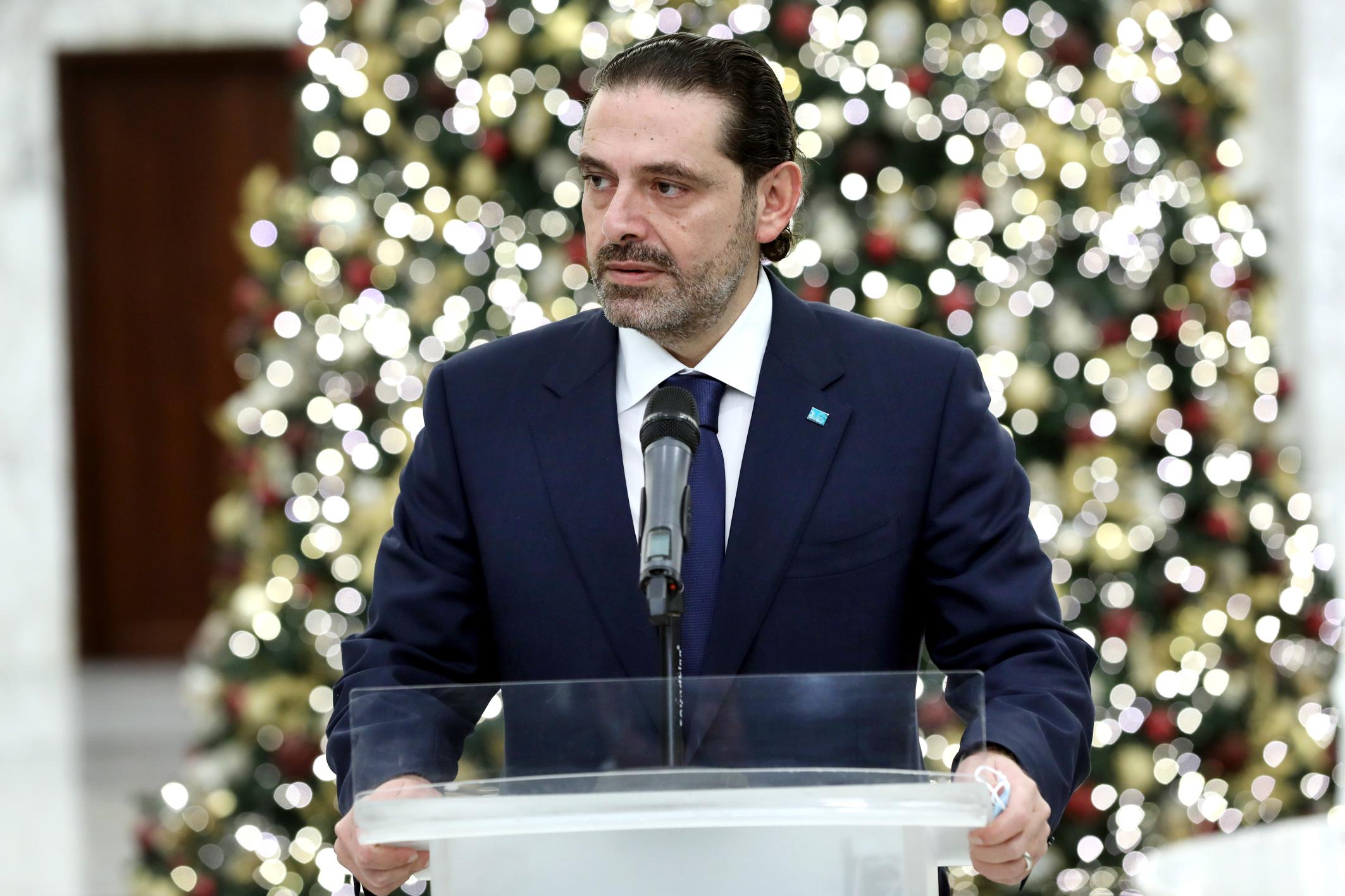 Designated PM Saad Hariri (5)