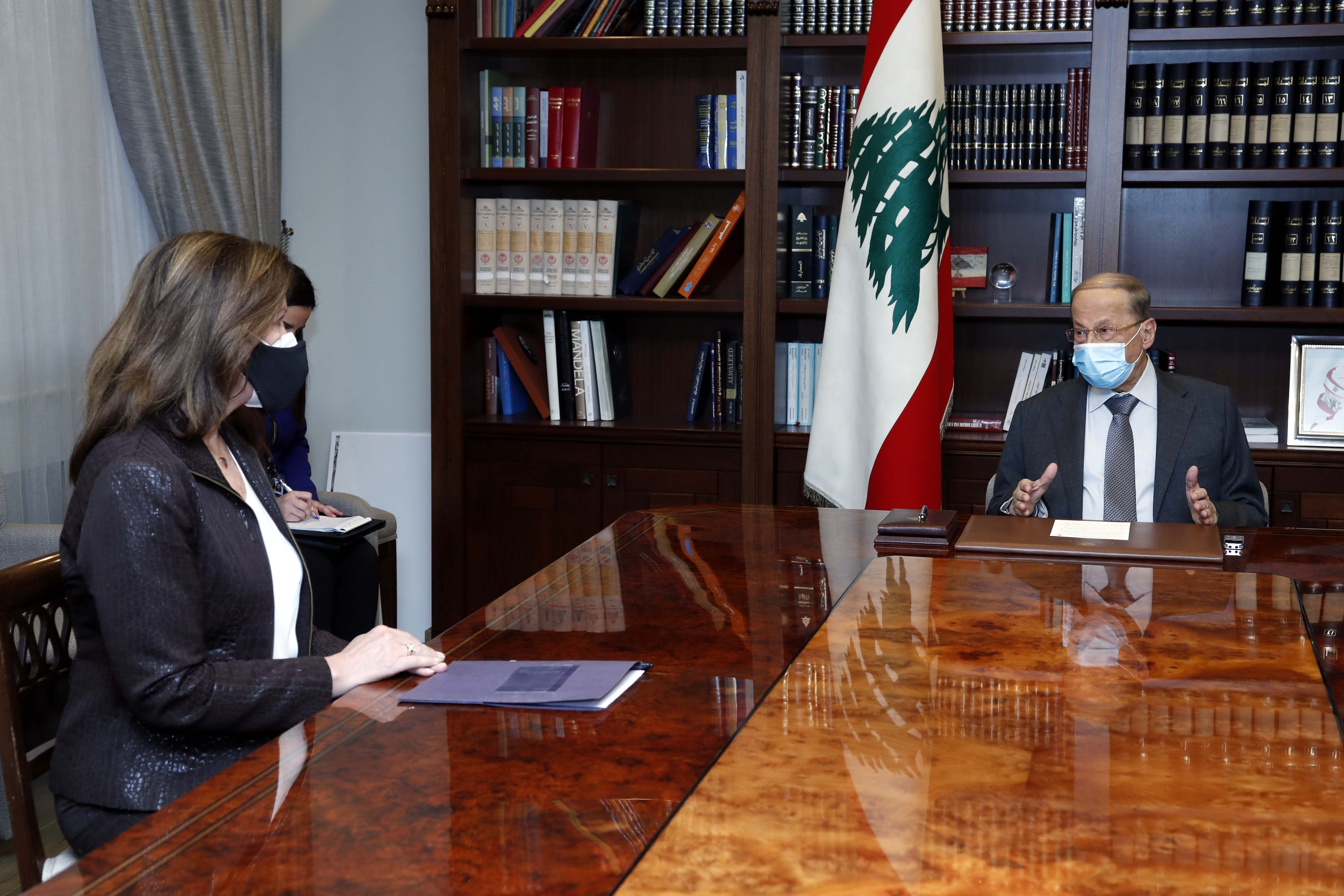 01 -US Ambassador, Dorothy Camille Shea (1)