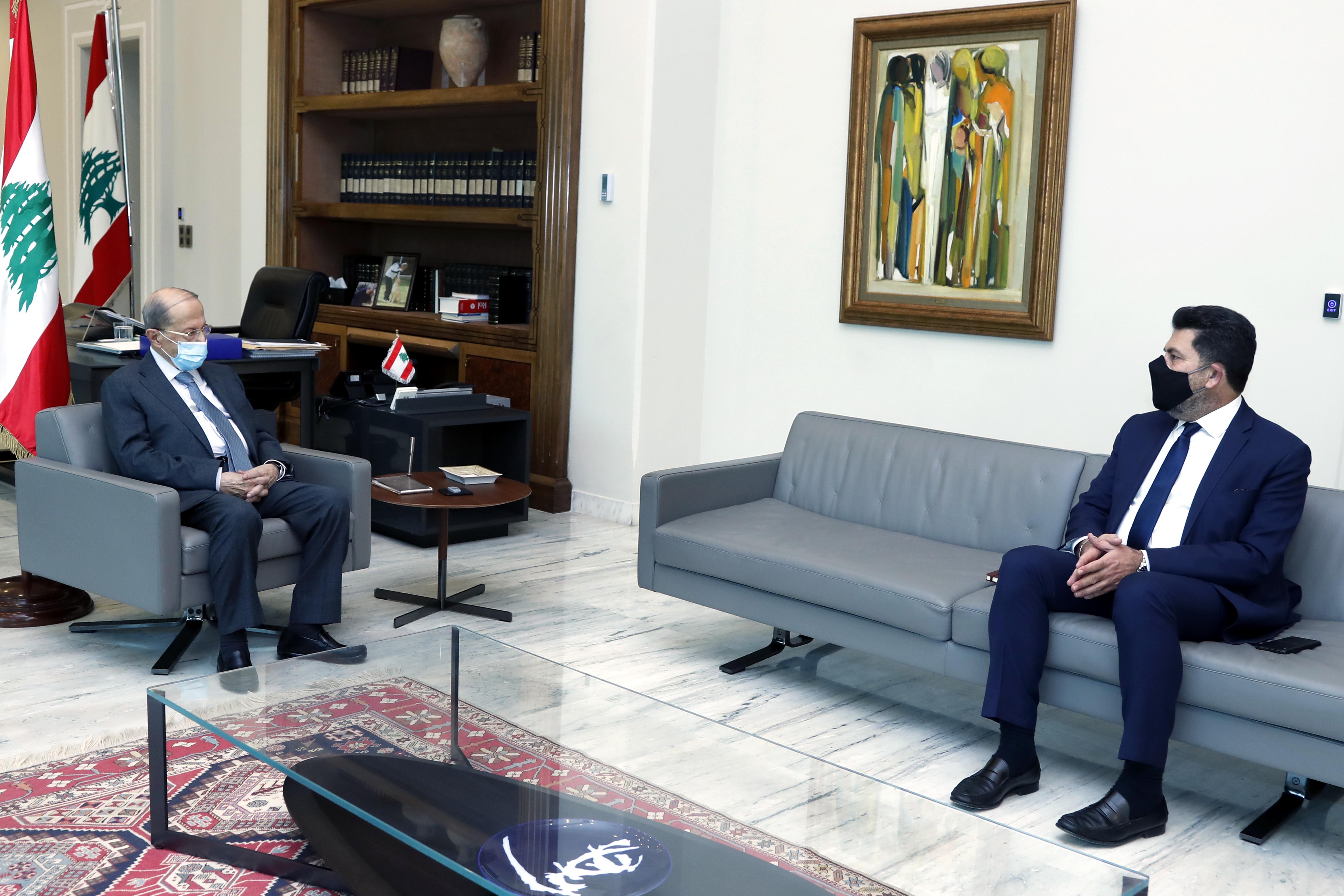 2-  Minister Raymond Ghajar.1