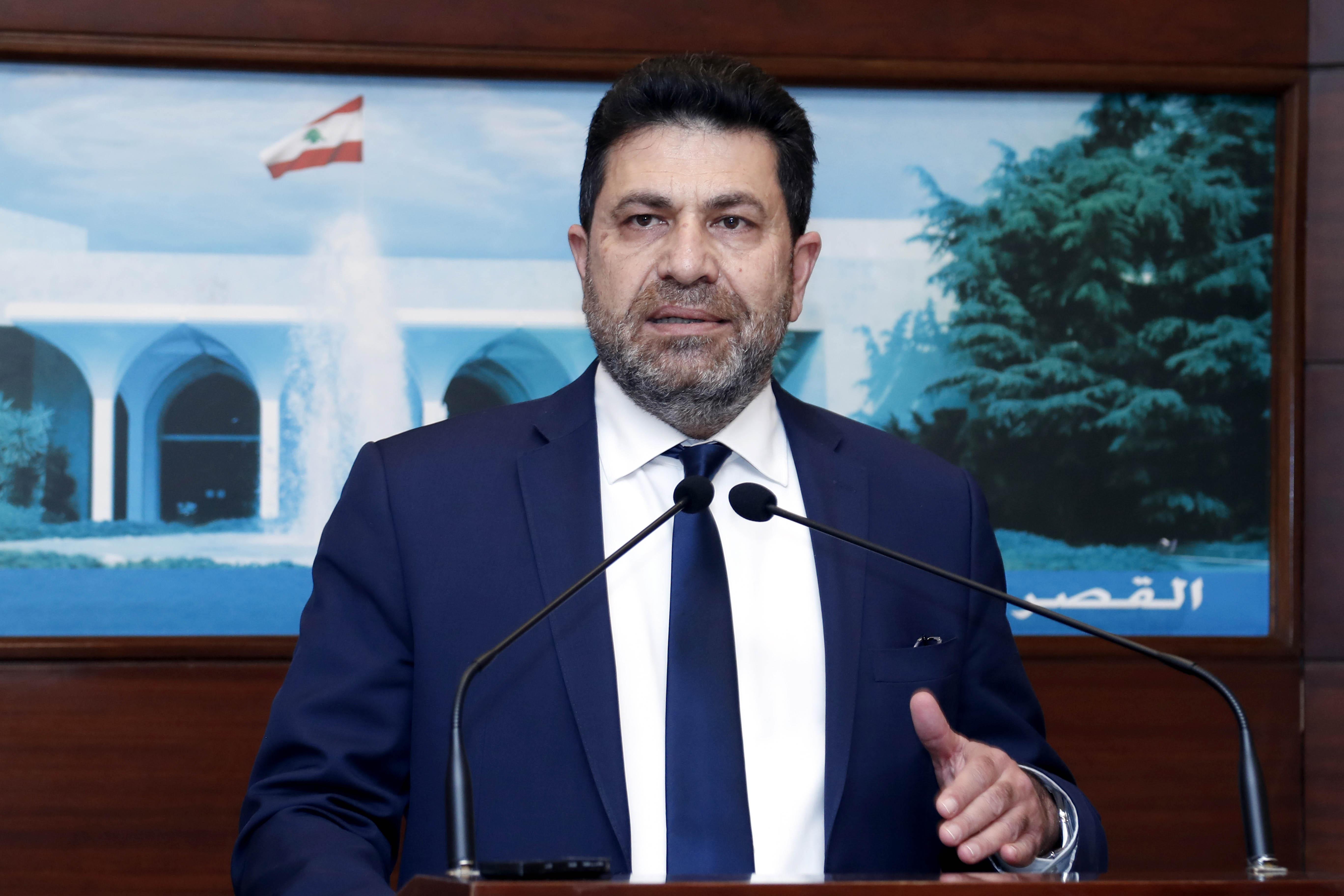 2 - Minister Raymond Ghajar.2