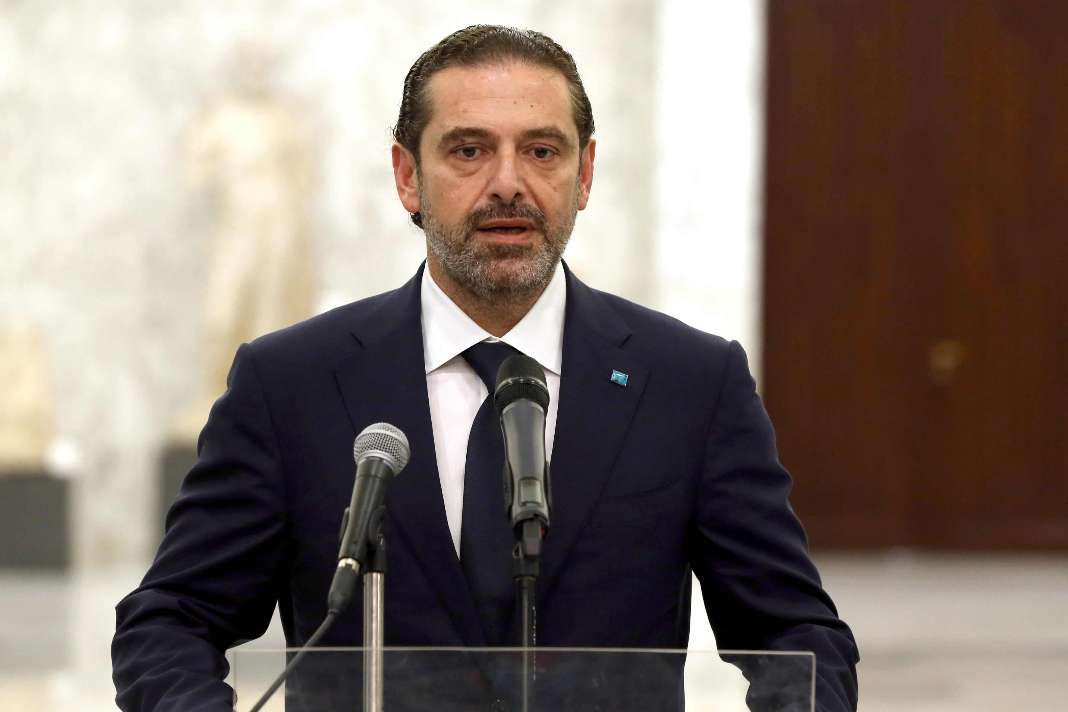 1 -Designated PM Saad Hariri (1)