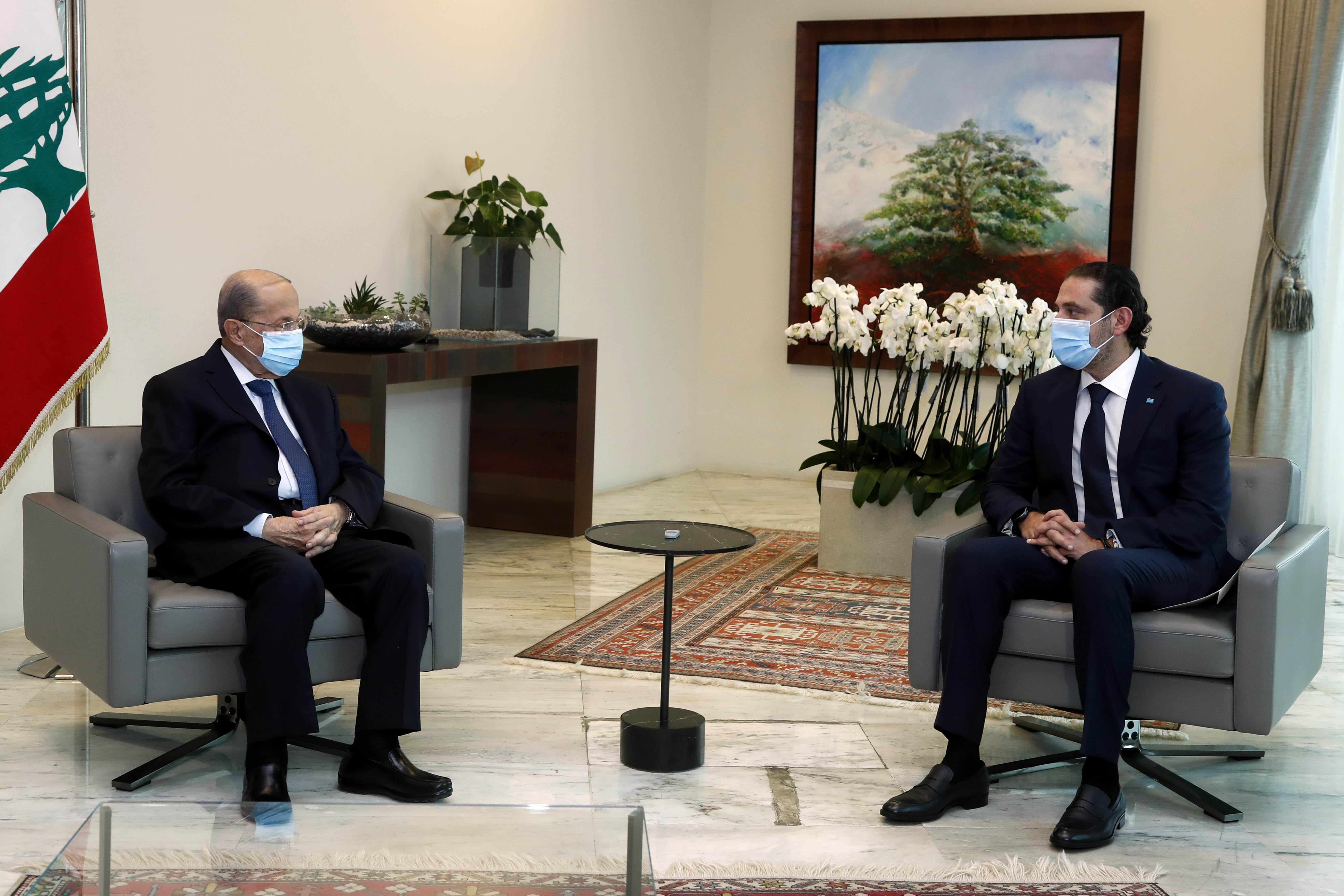 1 -Designated PM Saad Hariri (3)