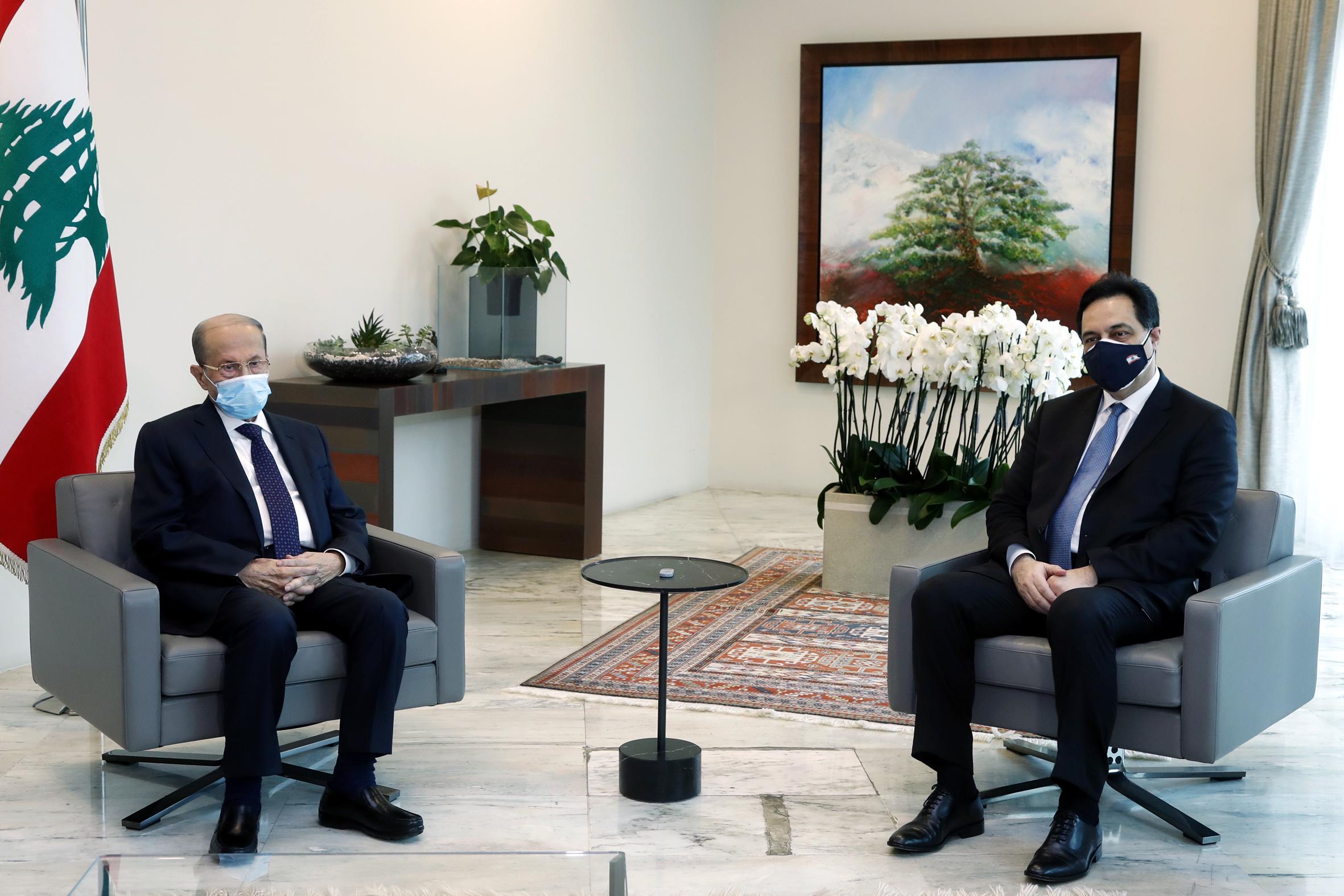 1 - PM Hassan Diab