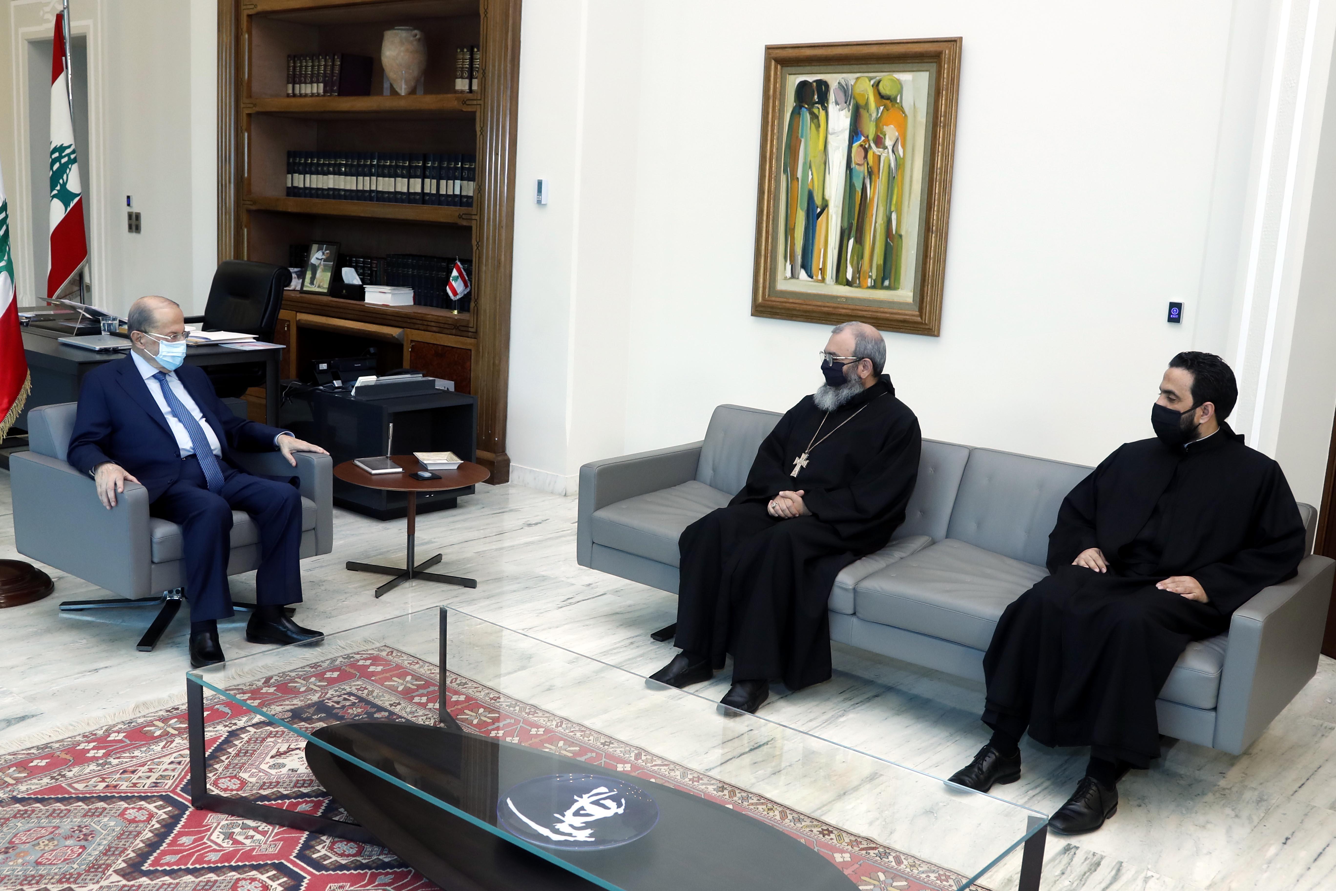 2 - Father Naamat Alla Hashem