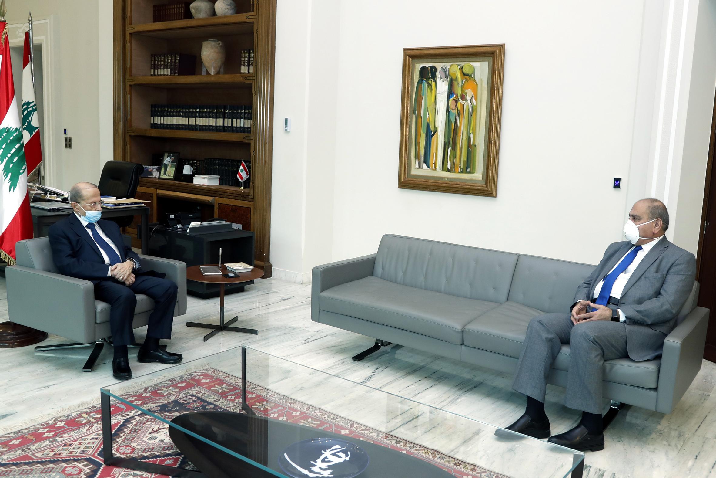 2 - Former Minister Tarek El Khatib,
