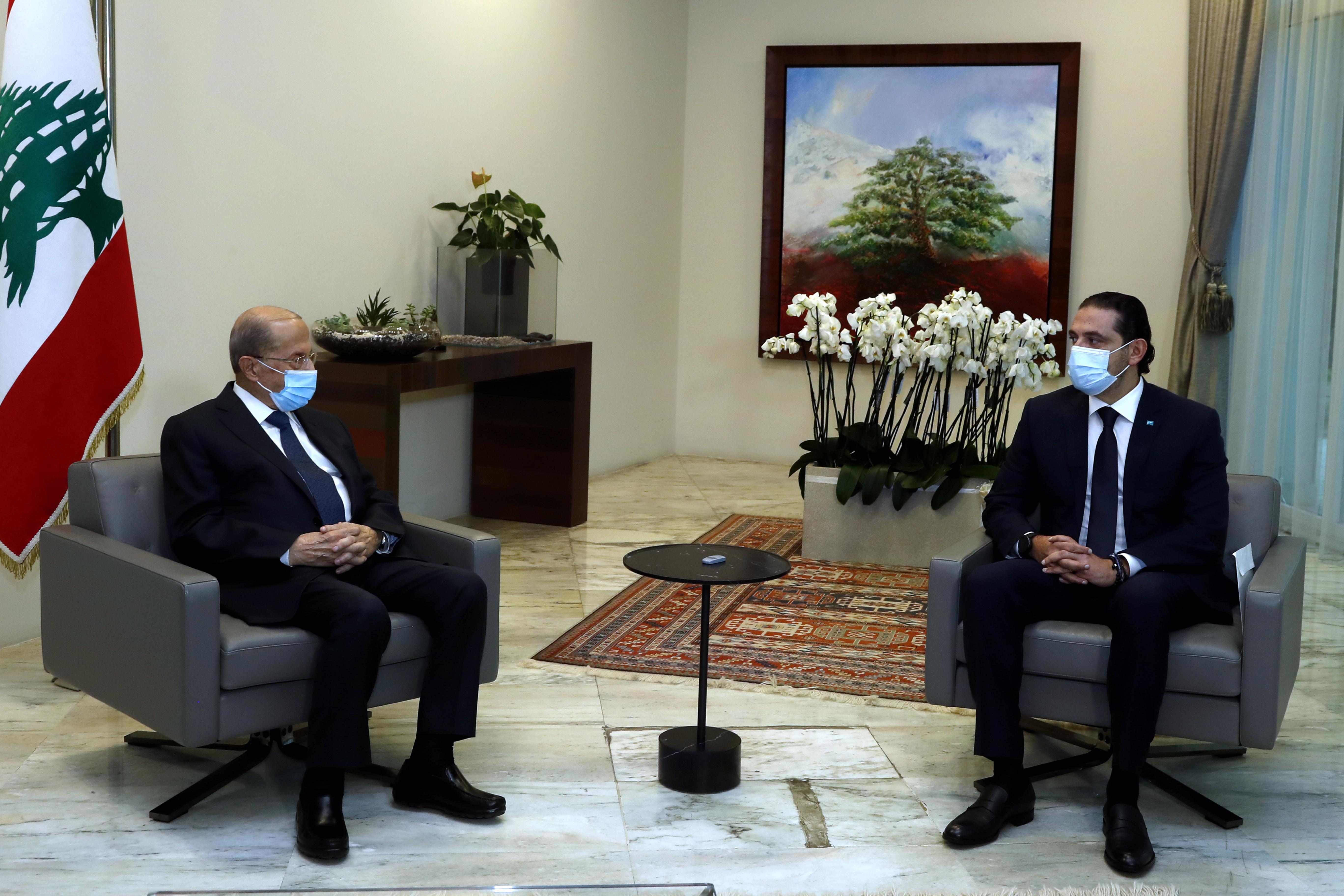 5 - Designated PM Saad Hariri