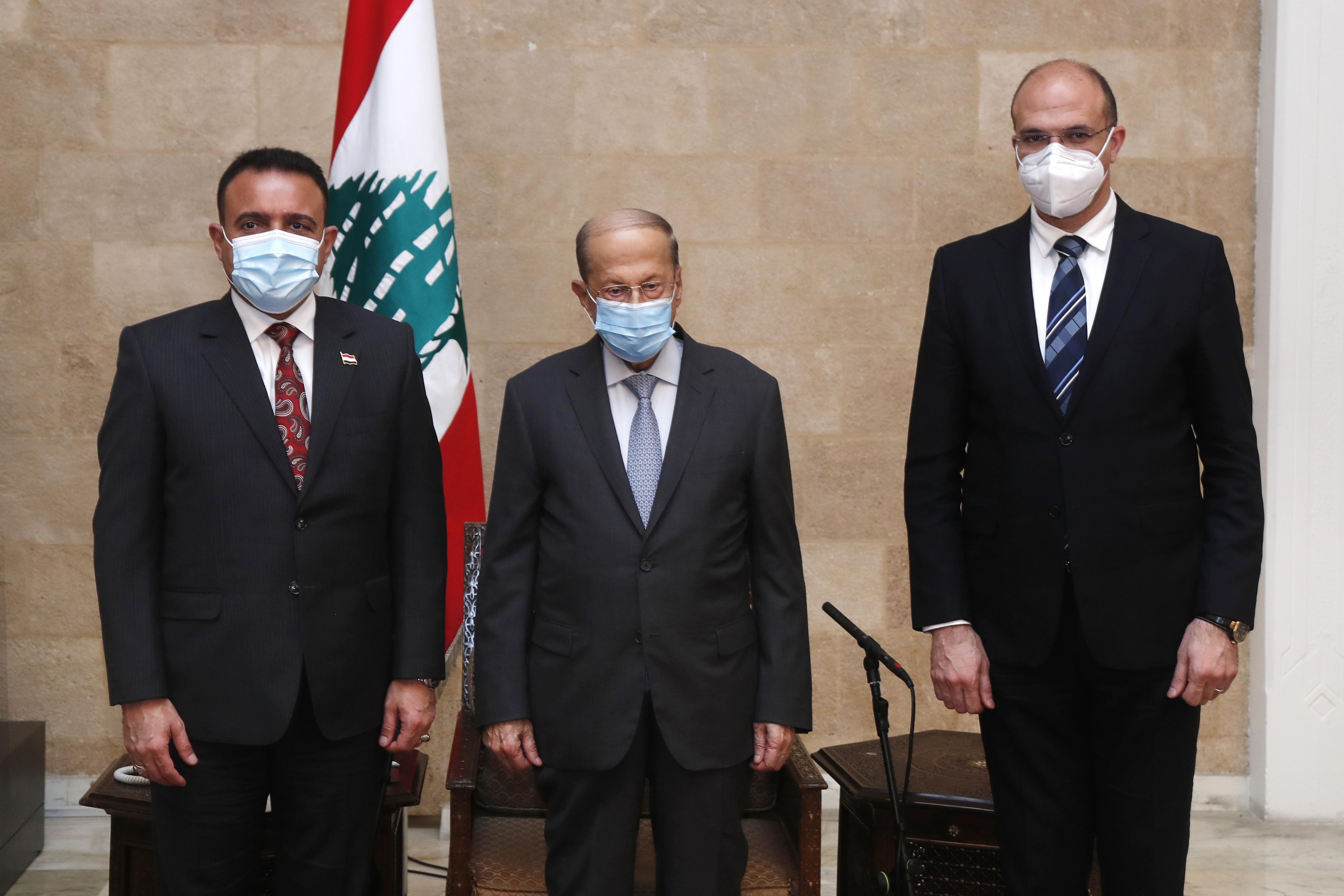 1 -Iraqi Health Minister Hassan Tamimi 2