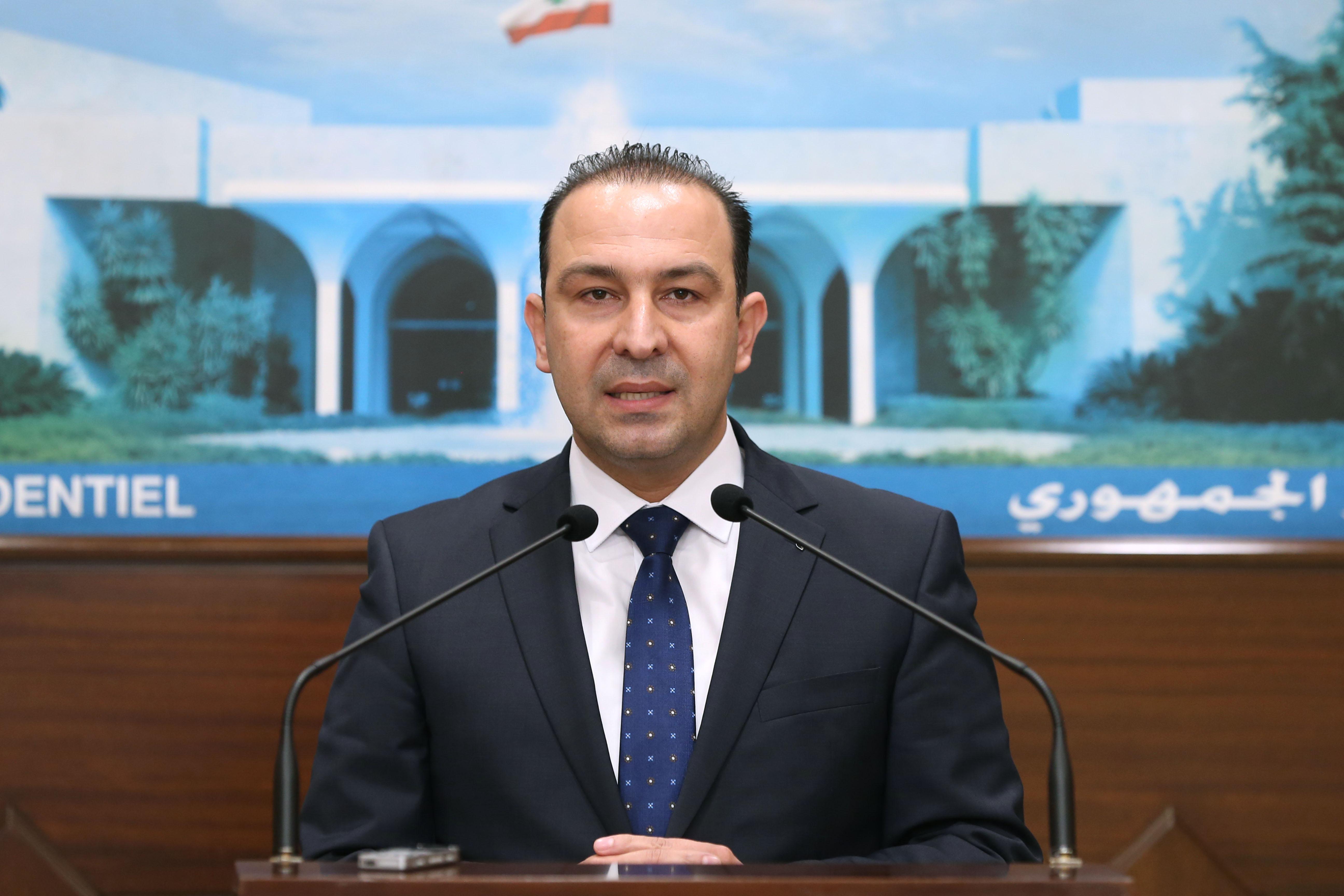 1 - Minister Abbas Mortada 1