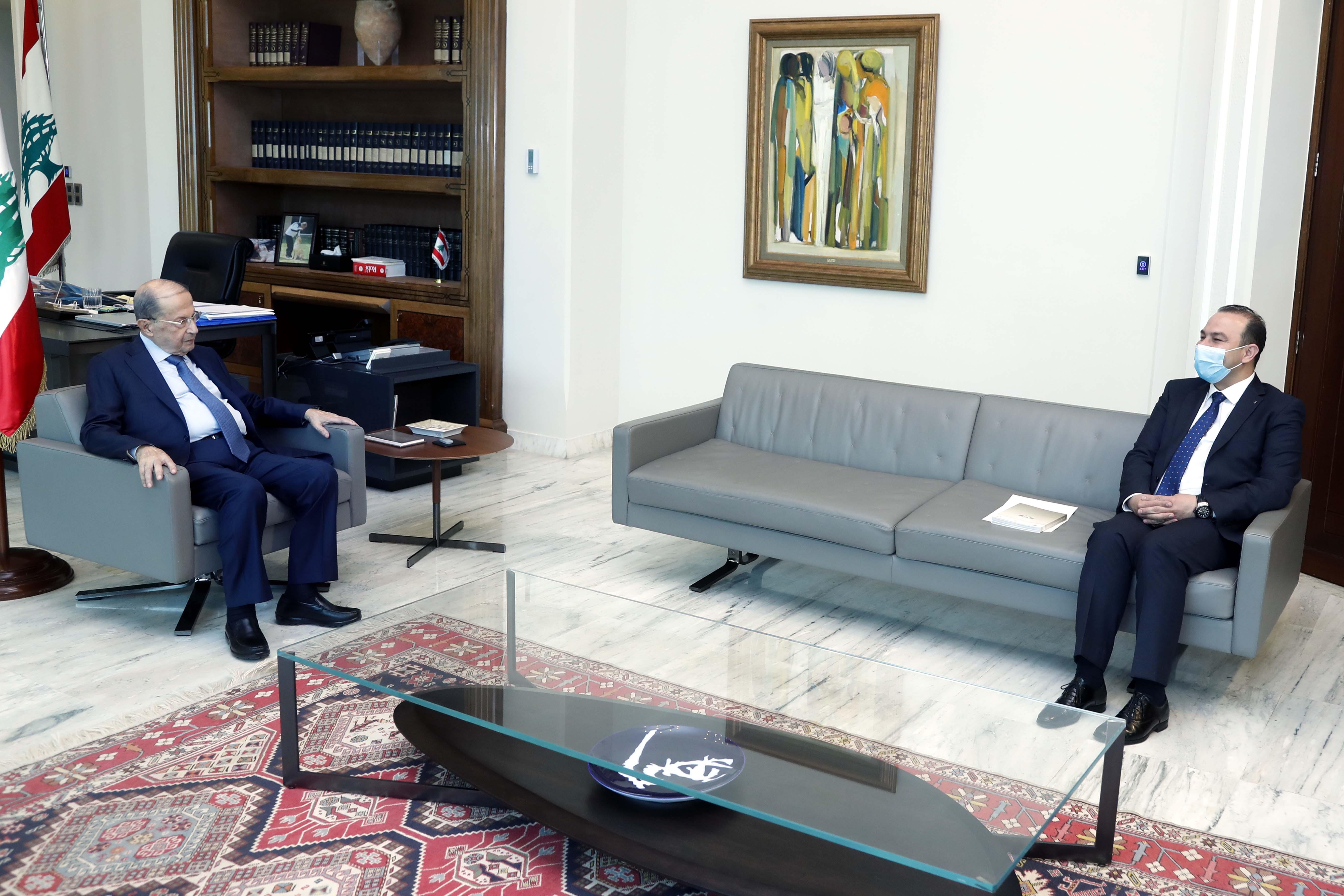 1 - Minister Abbas Mortada