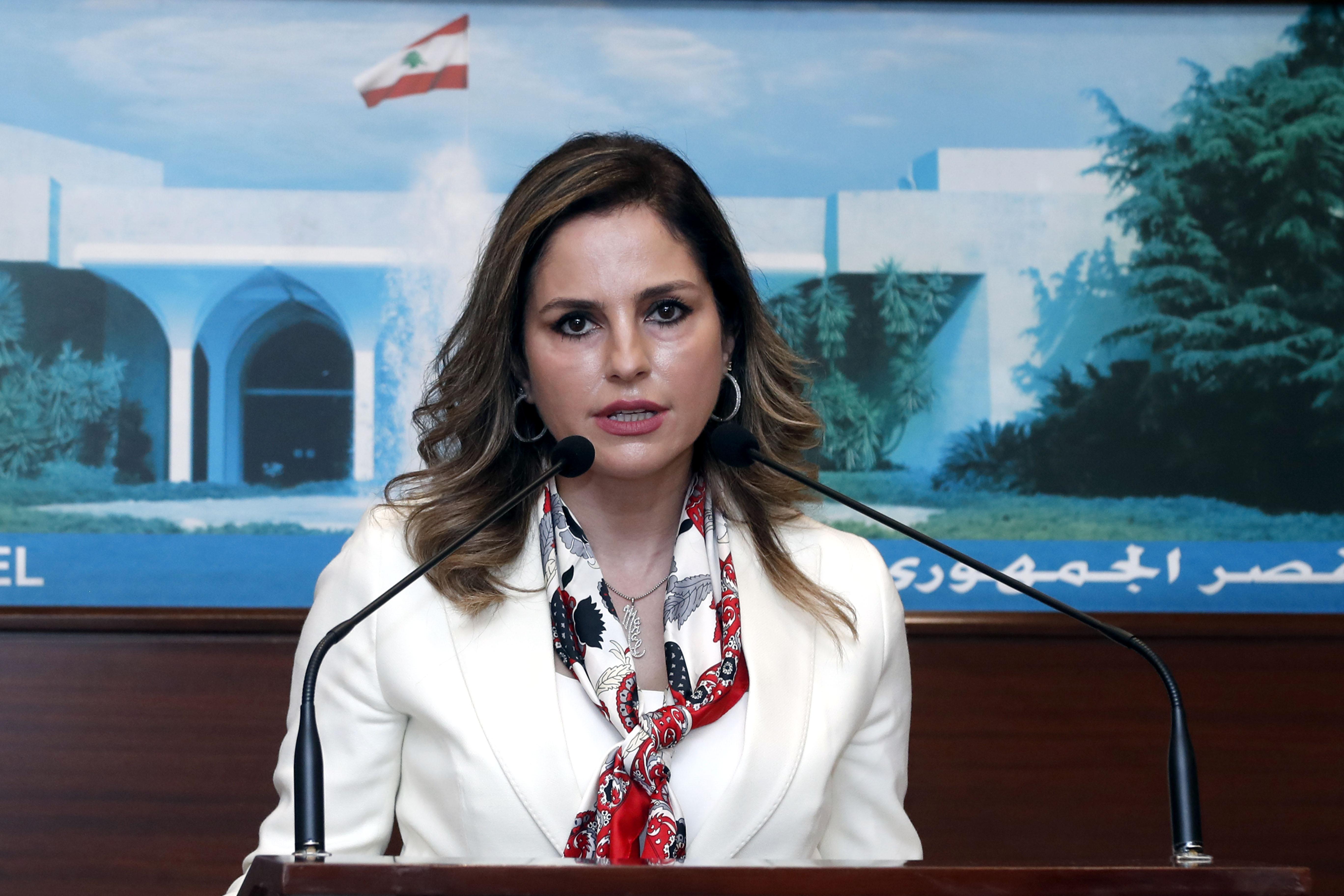 1 - Minister Manal Abdel Samad (3)