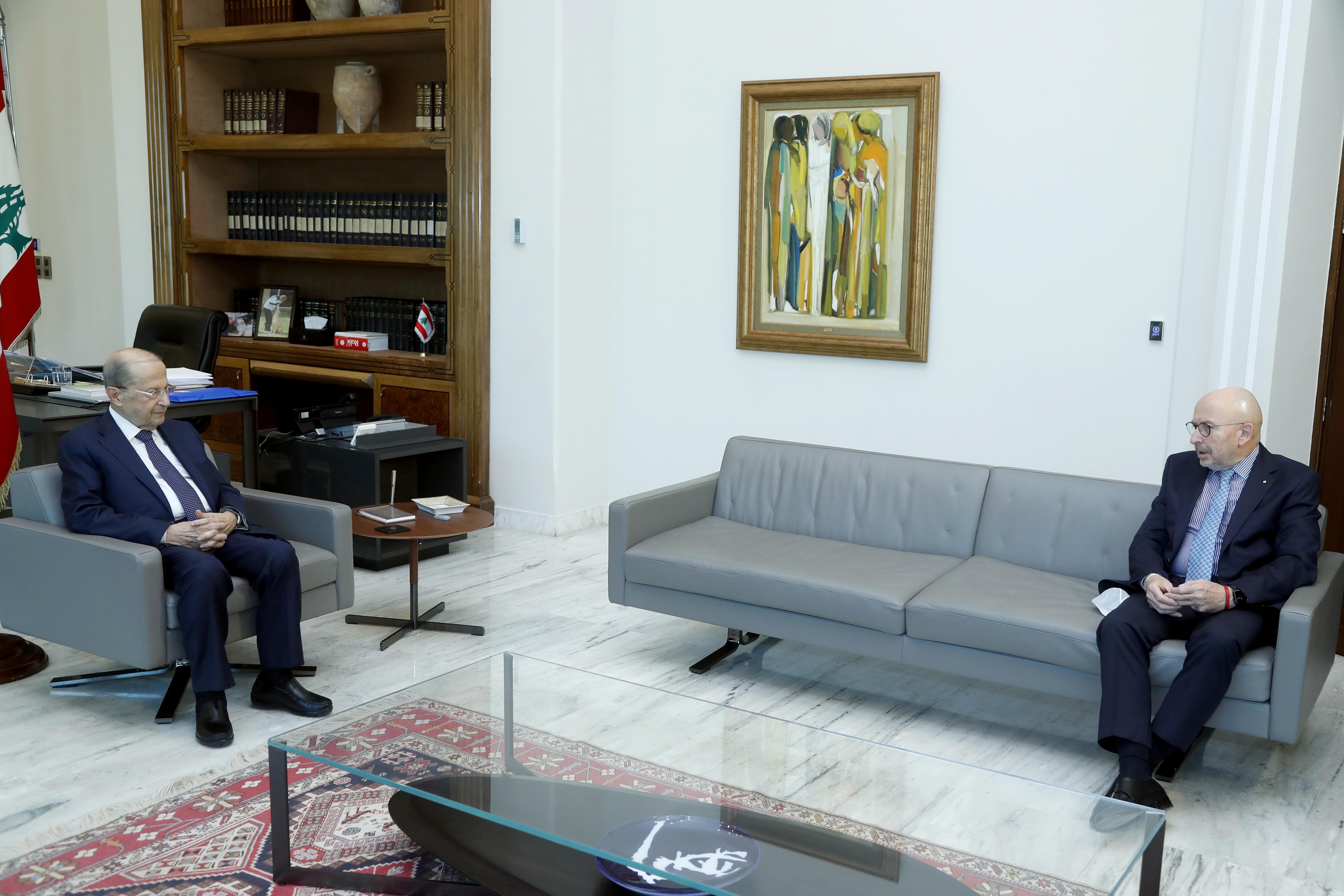 2 - Ambassador Ricardo Naro