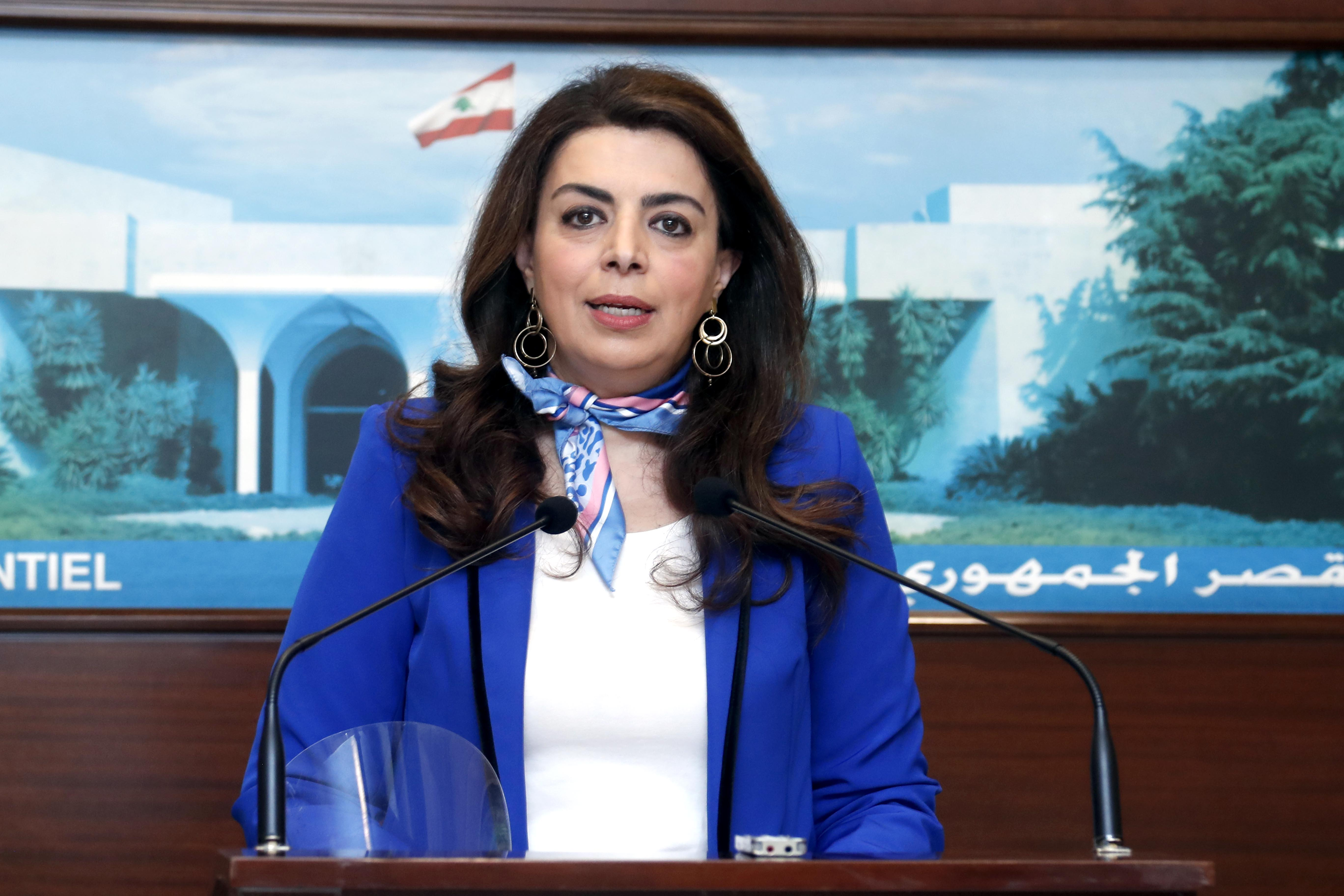 2 - Minister of Displaced, Dr. Ghada Shraim 02