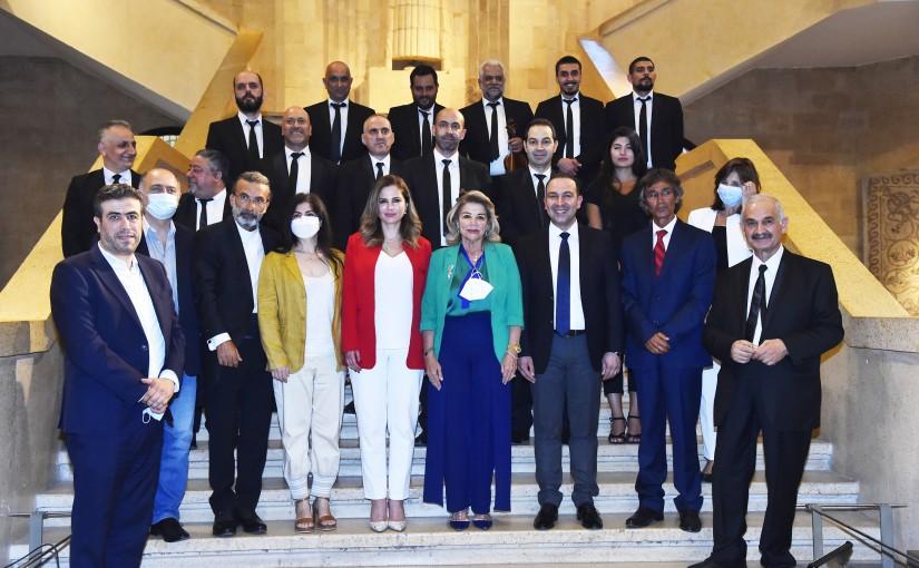 Fête de la Musique at Lebanese National Museum