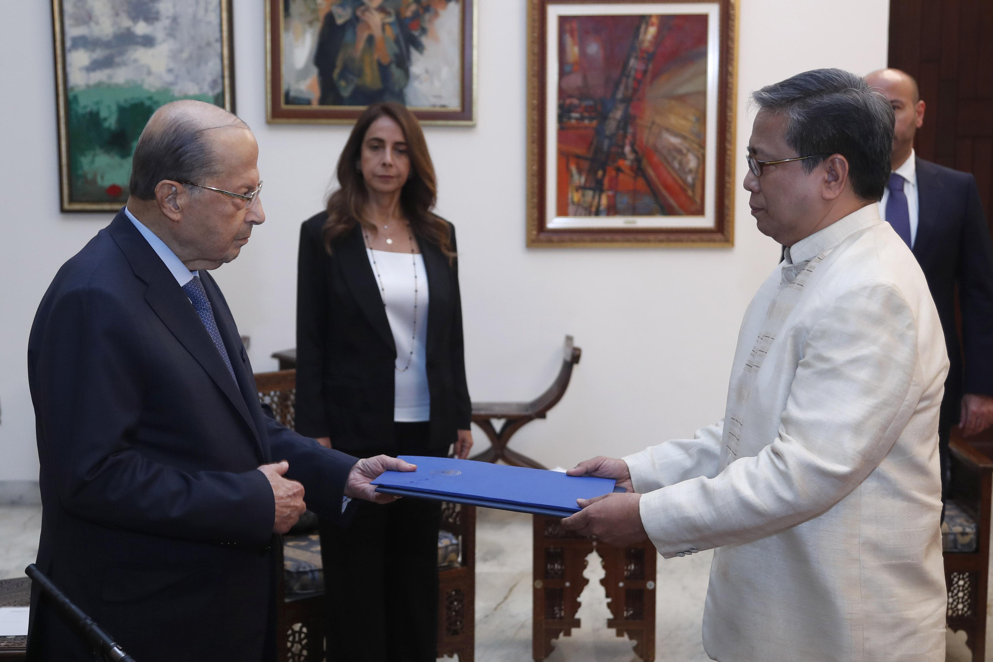 Philippines Ambassador
