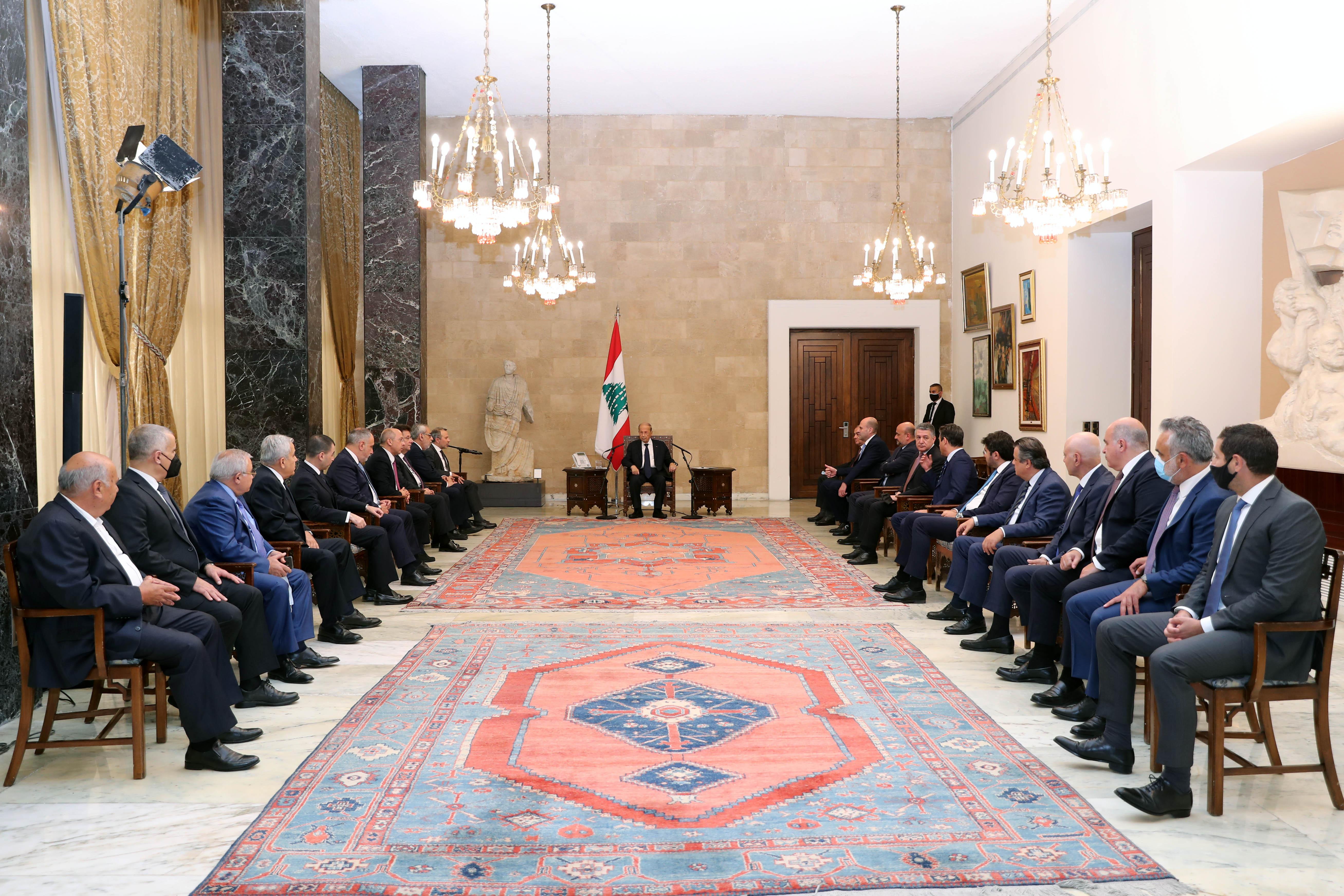 11 STRONG LEBANON 1