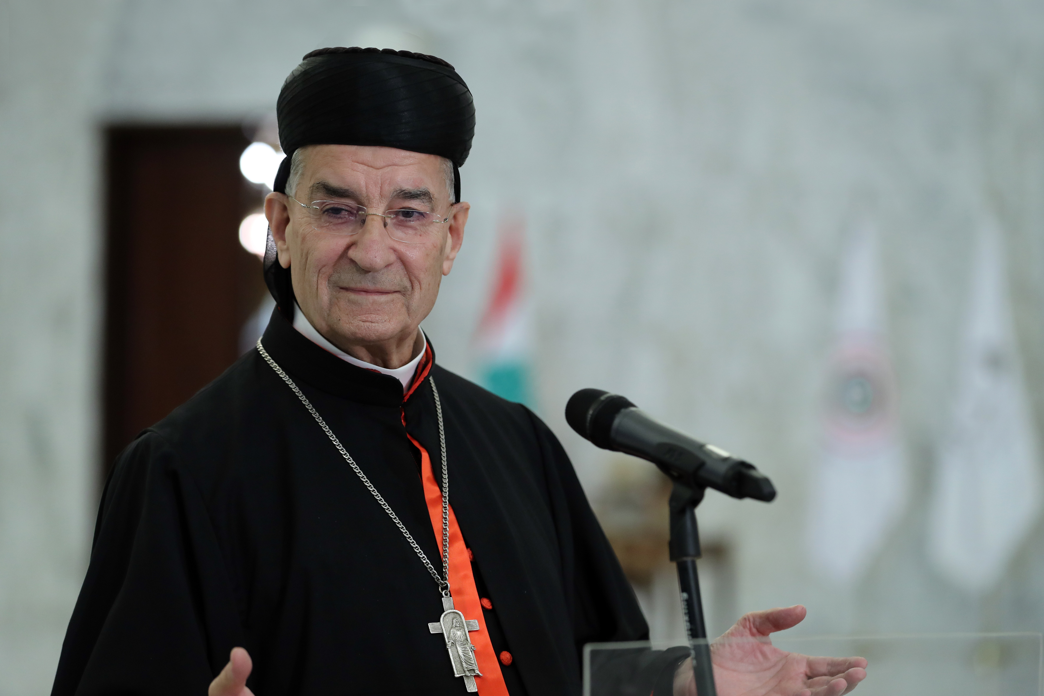 3- Patriarch Mar Bechara Boutros El Raai (2)