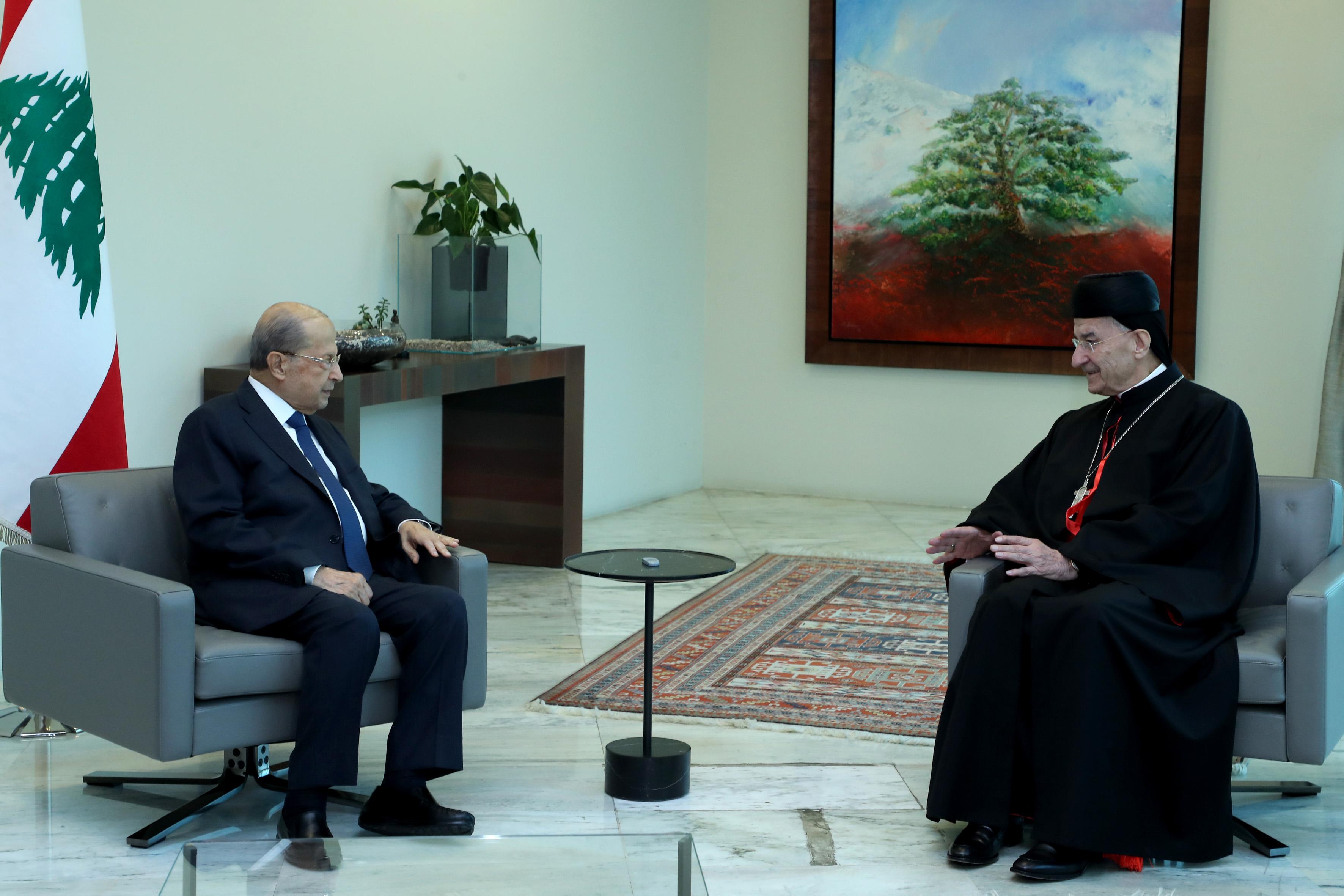 3- Patriarch Mar Bechara Boutros El Raai