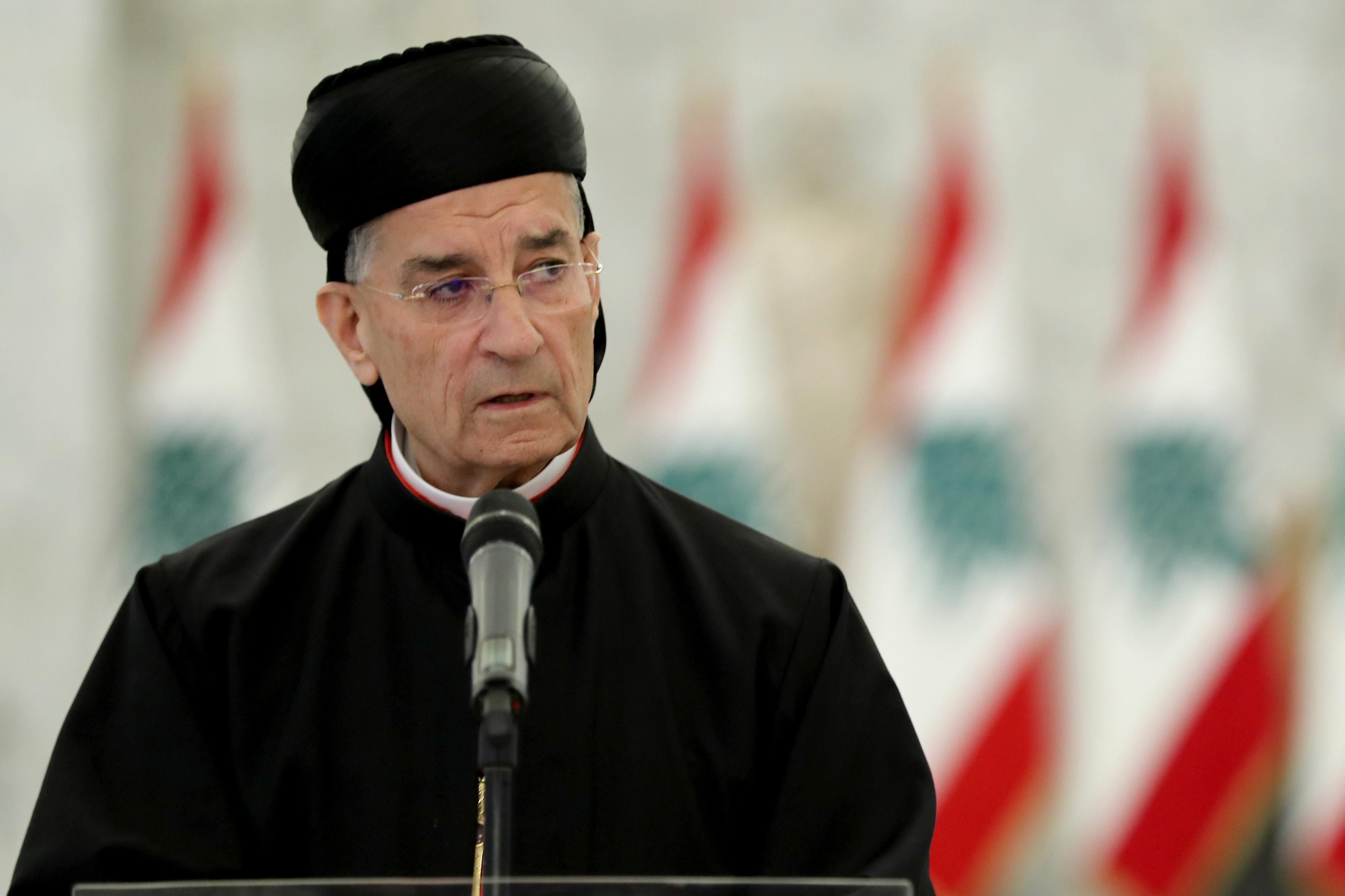 1- Patriarch Mar Bechara Boutros El Raai 2