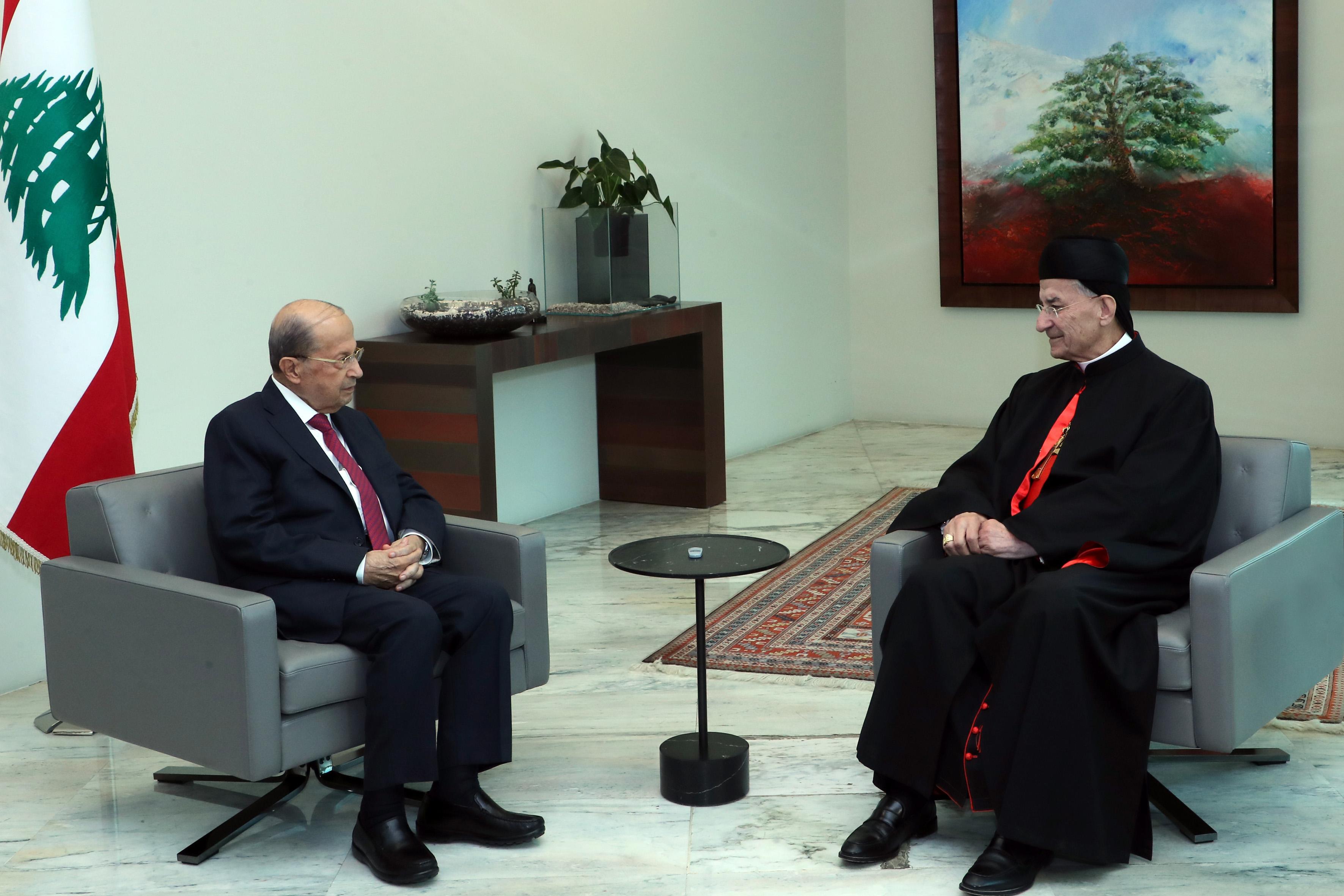 1- Patriarch Mar Bechara Boutros El Raai