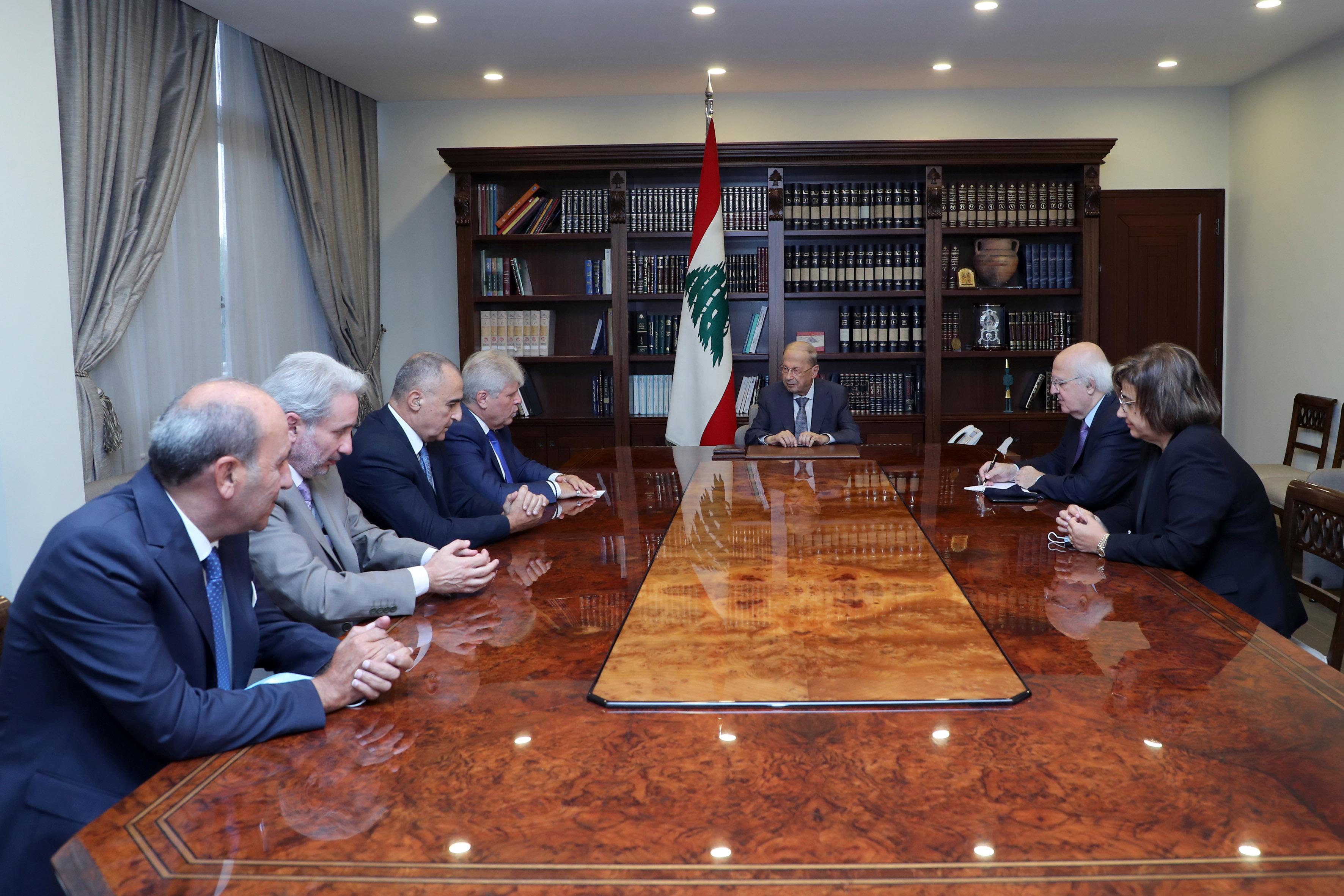 2- Mr. Robert Abiad (Orthodox Council delegation)