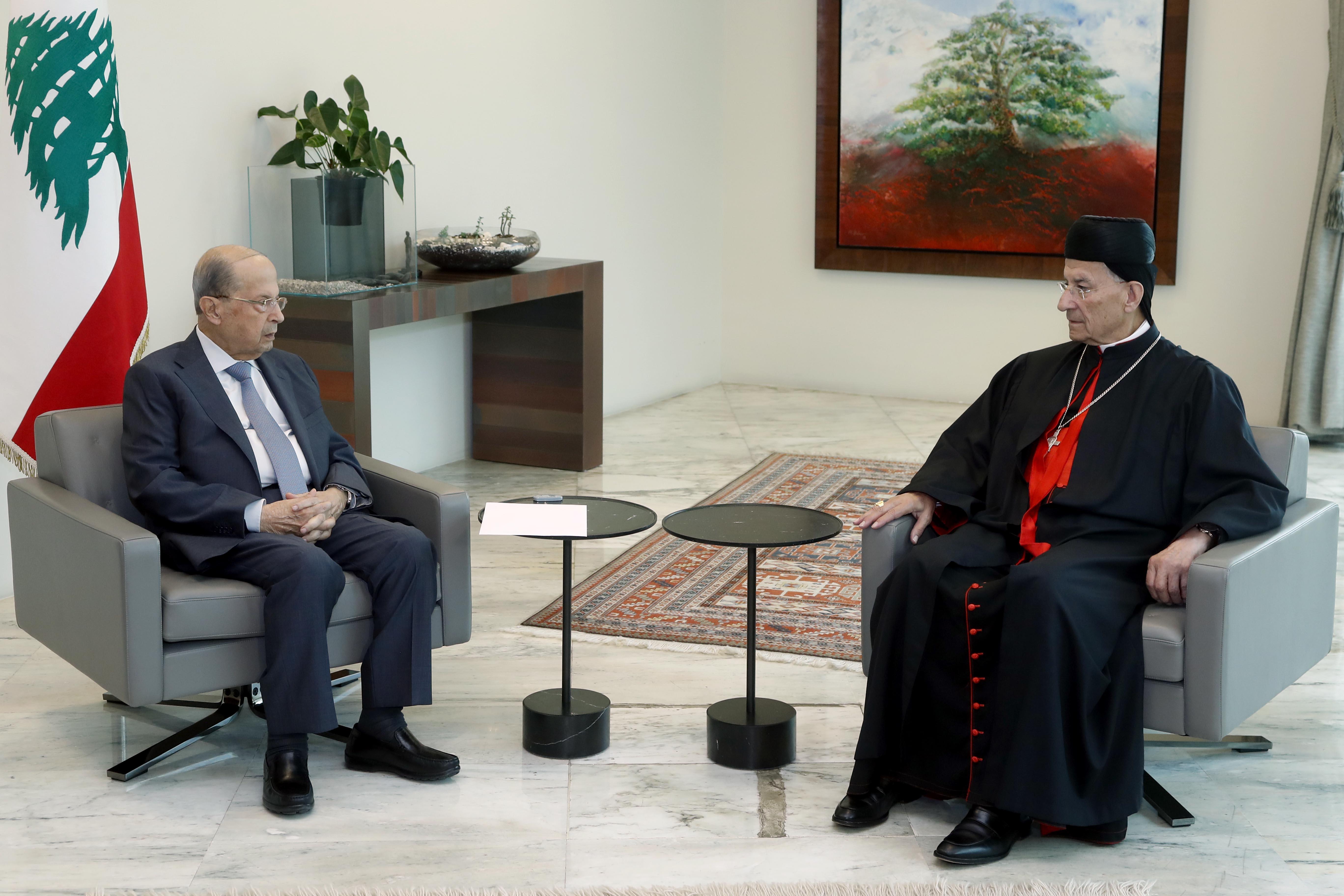 2 - Patriarch Bechara Boutros Al-Raï