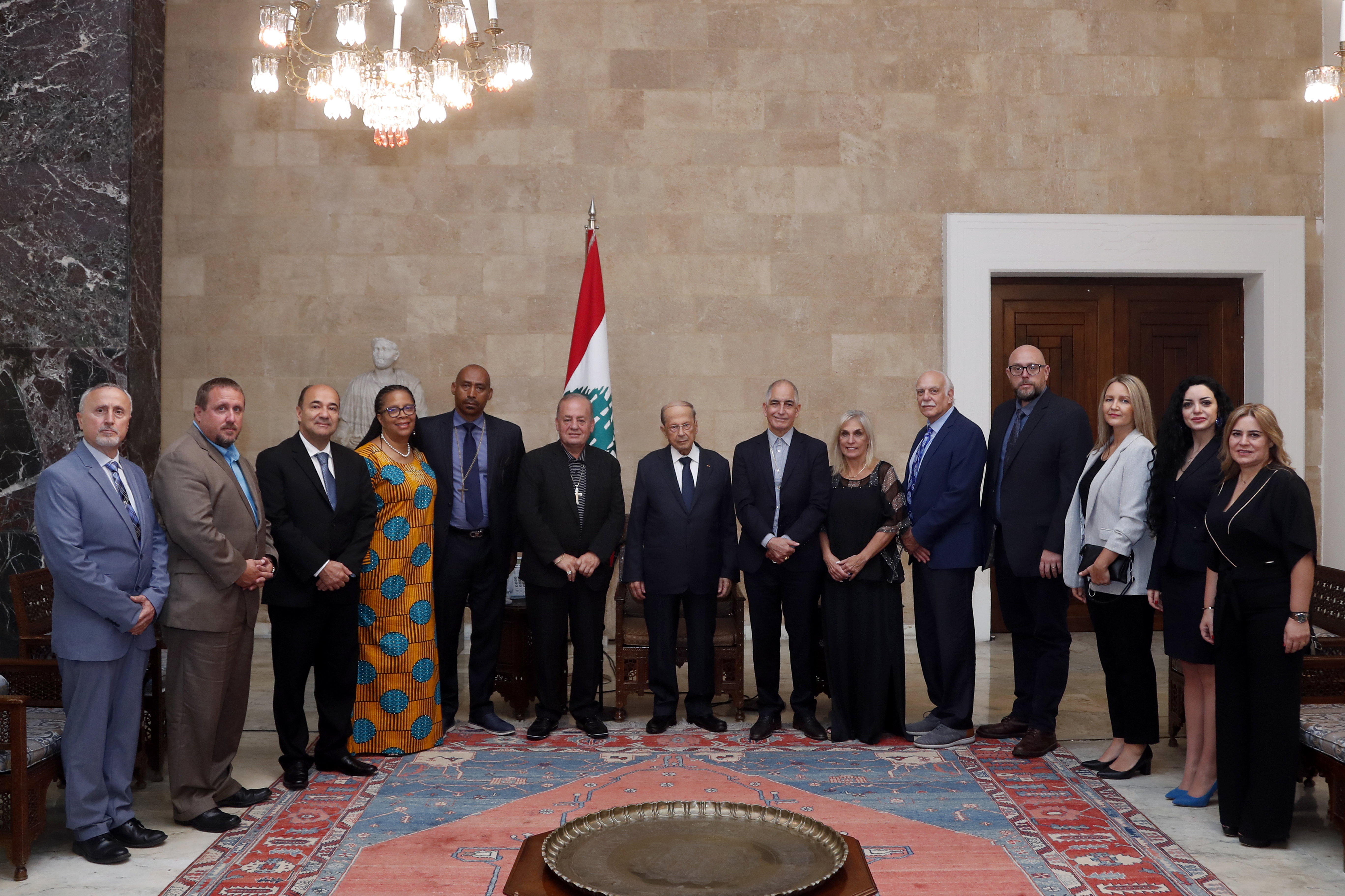 3 - Delegation from USA (1)