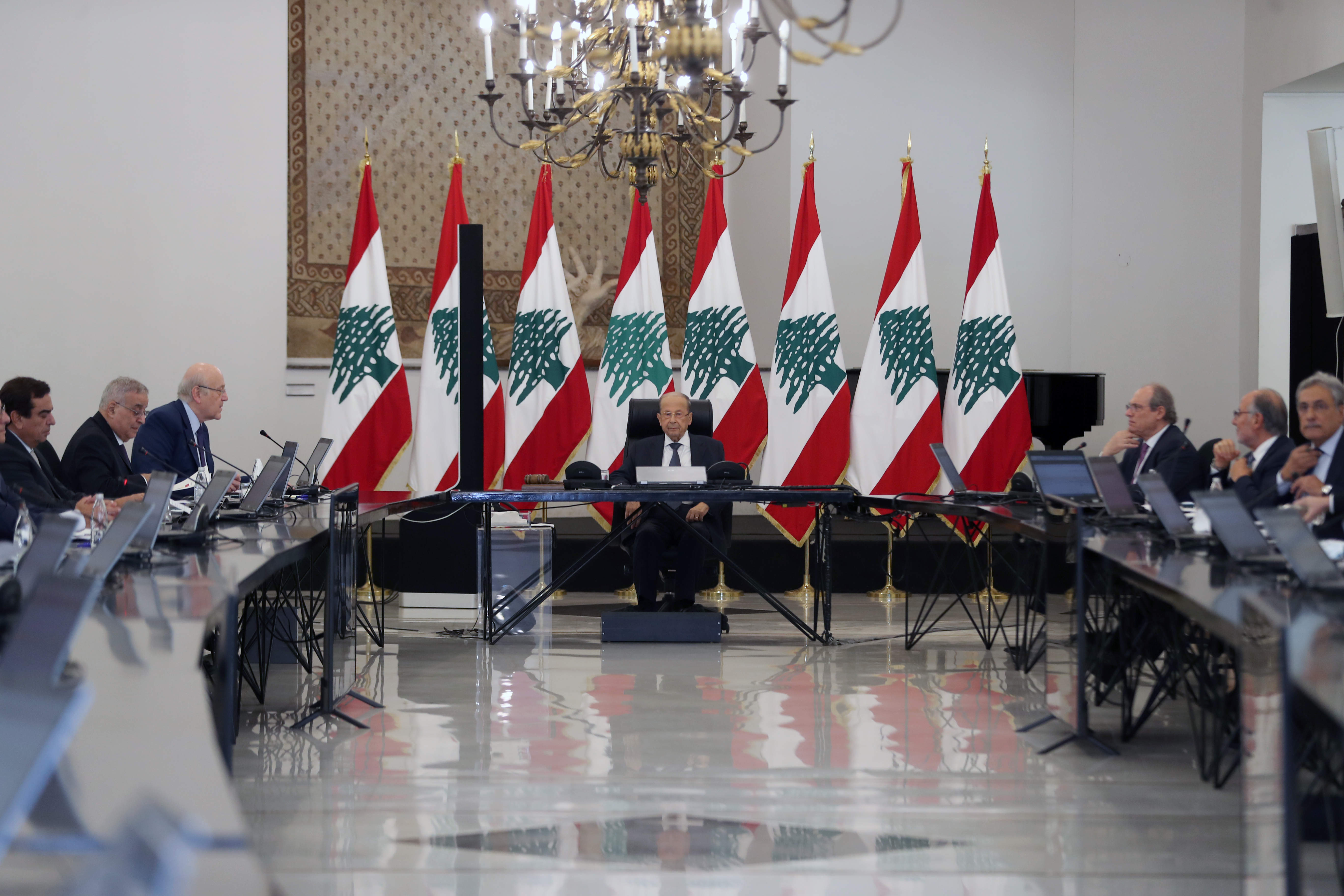 3 - Ministerial Council (3)