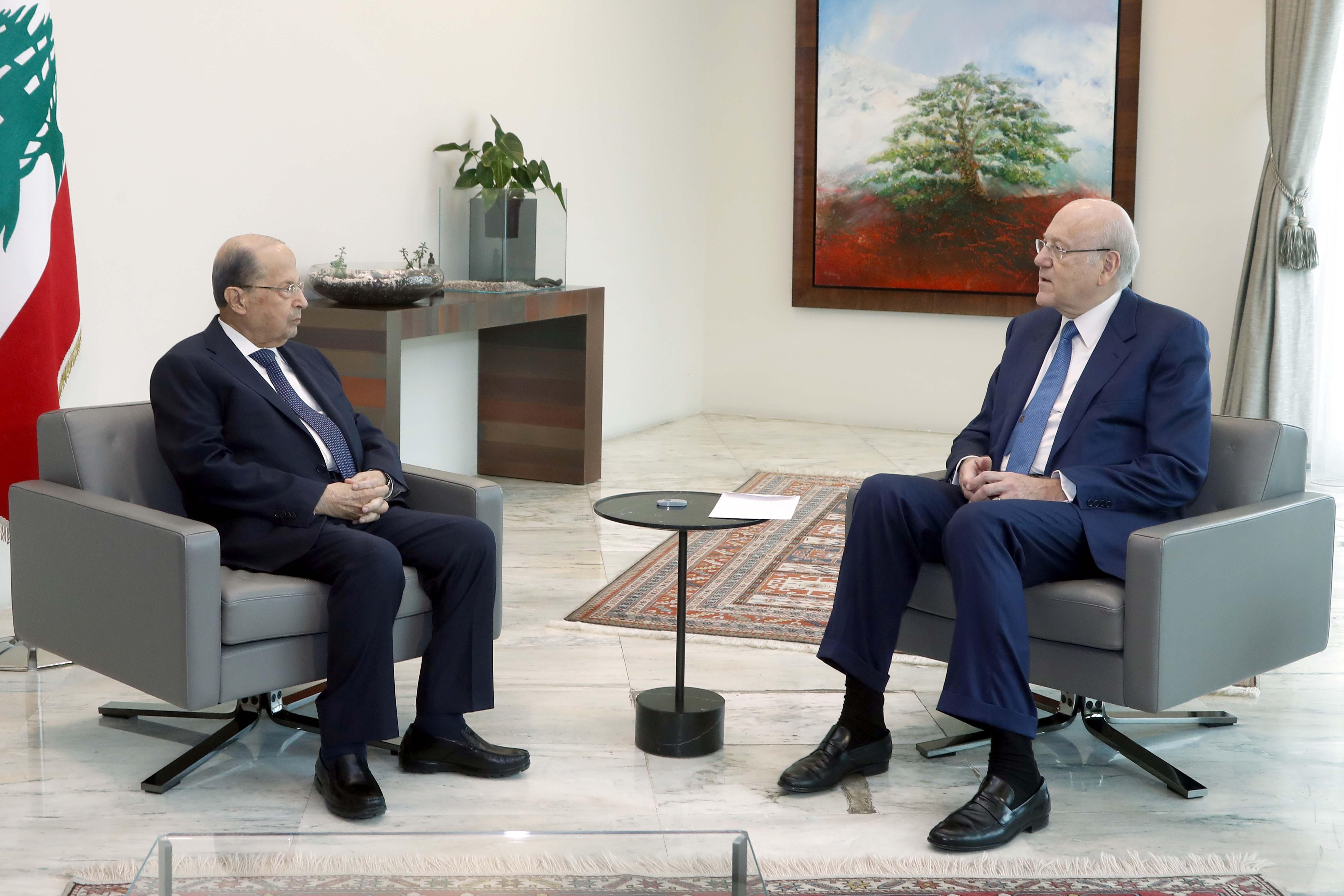 3 - PM Najib Mikati