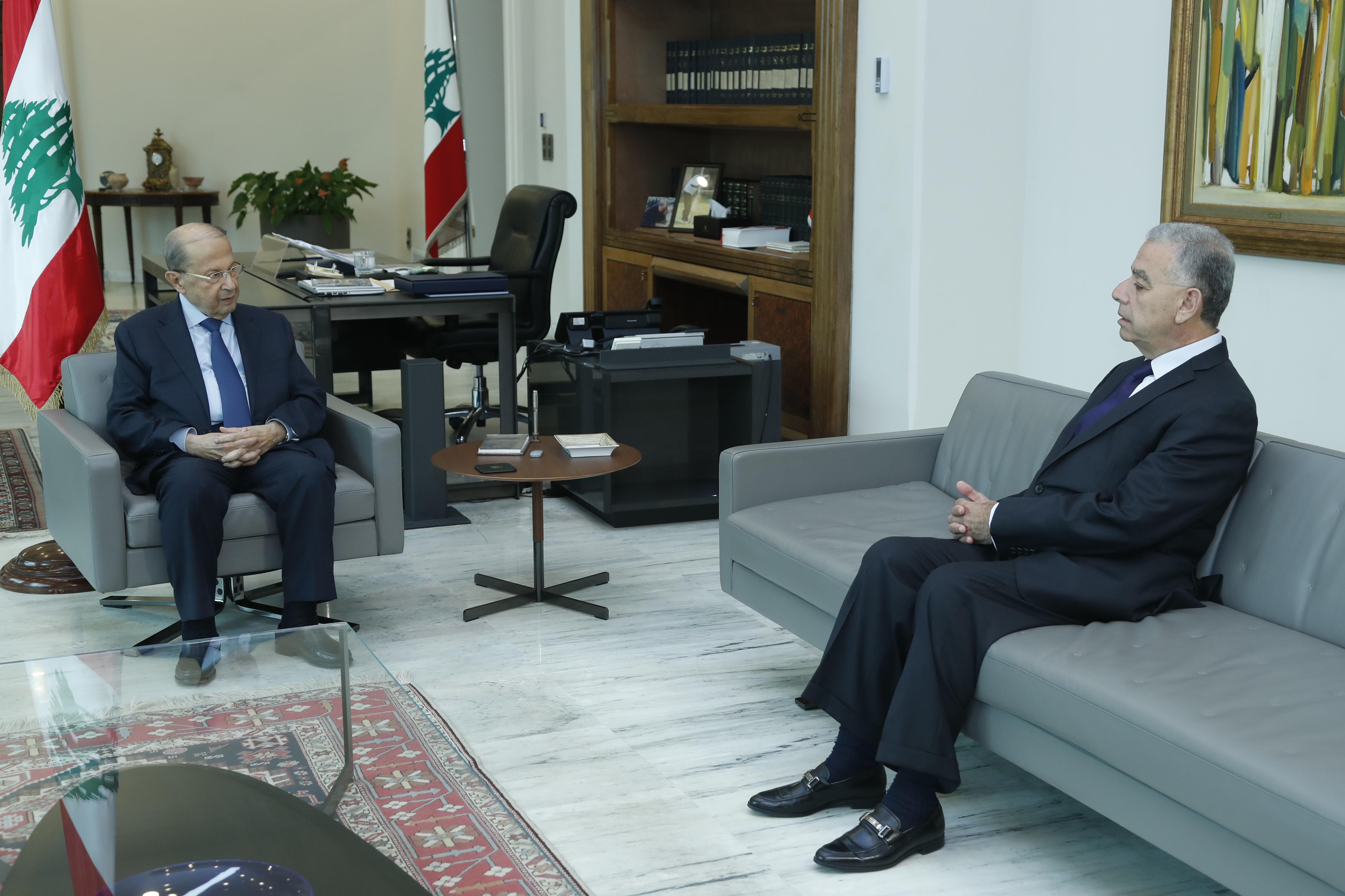Ambassador Khalil Karam