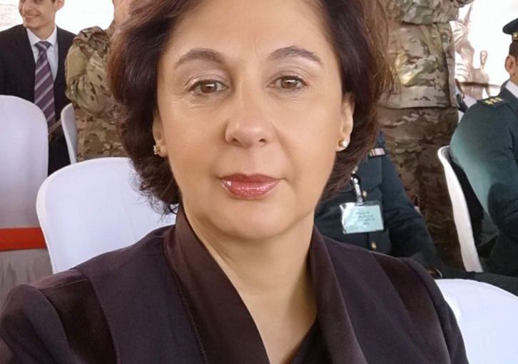 Minister of Administrative Development Ambassador Najla Riachi