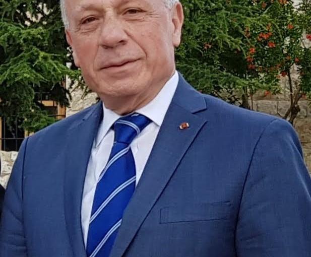 Minister of Defence General Maurice Slim
