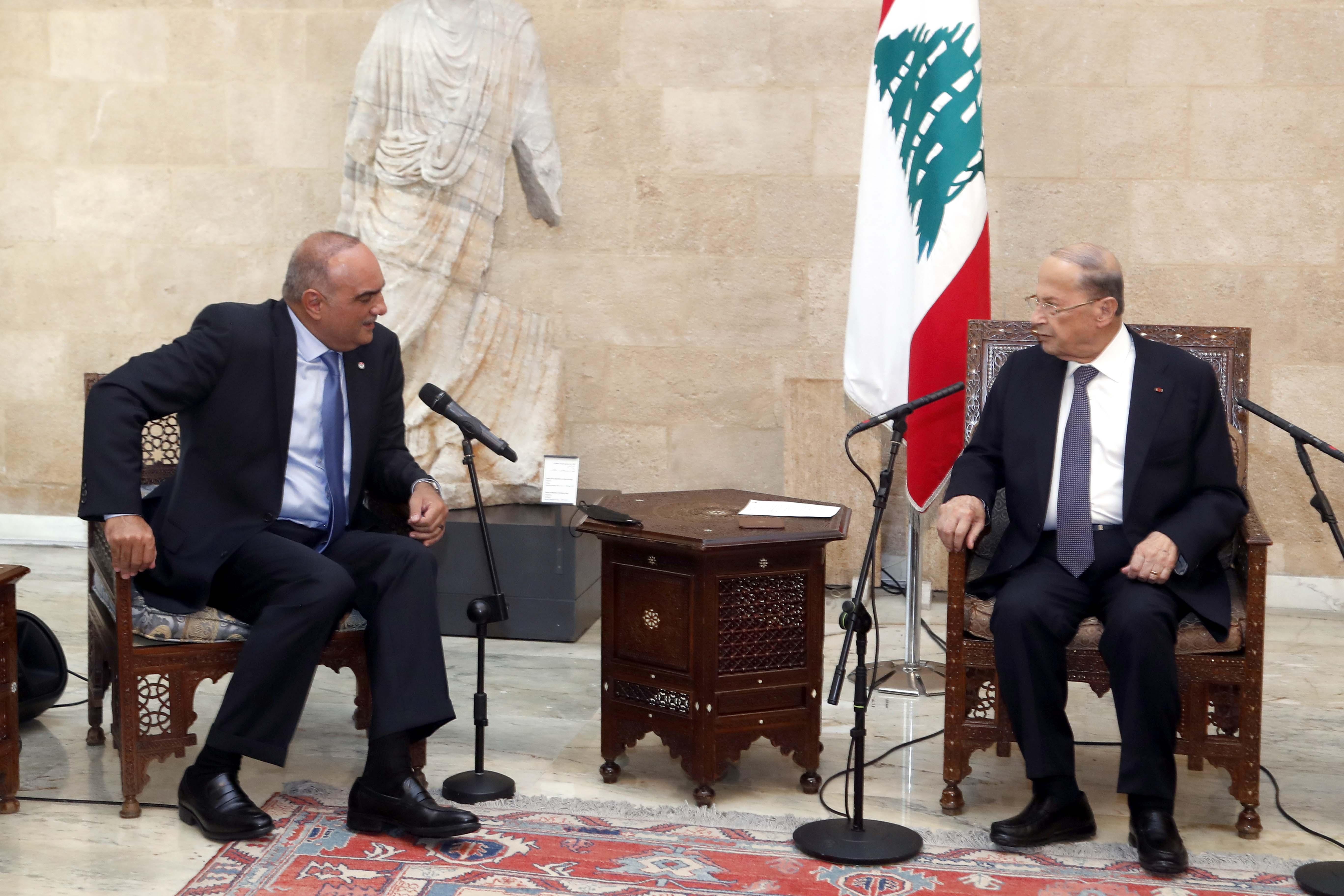 Jordanian PM Bisher Al Khasawneh 01