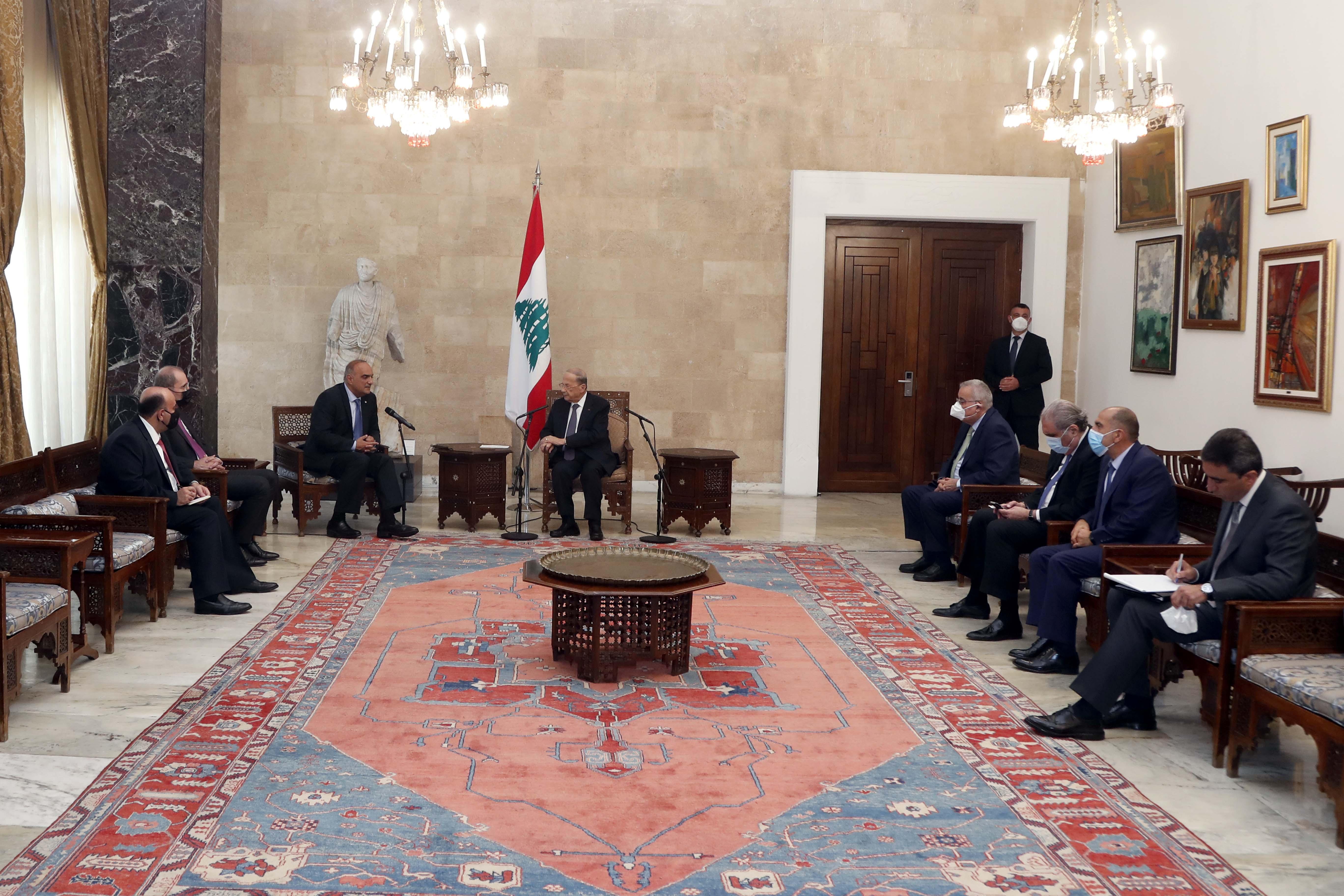 Jordanian PM Bisher Al Khasawneh 02
